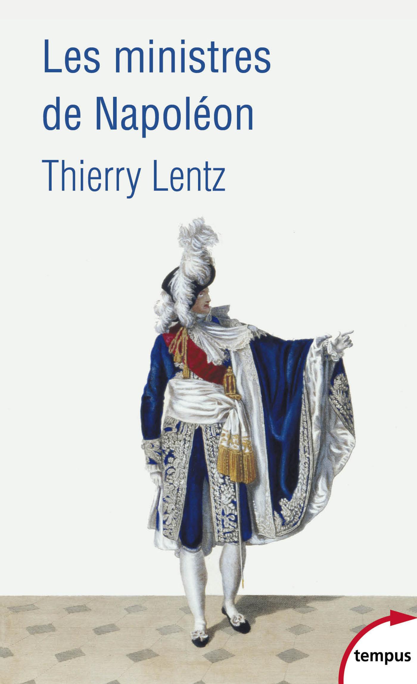 Les ministres de Napoléon (ebook)