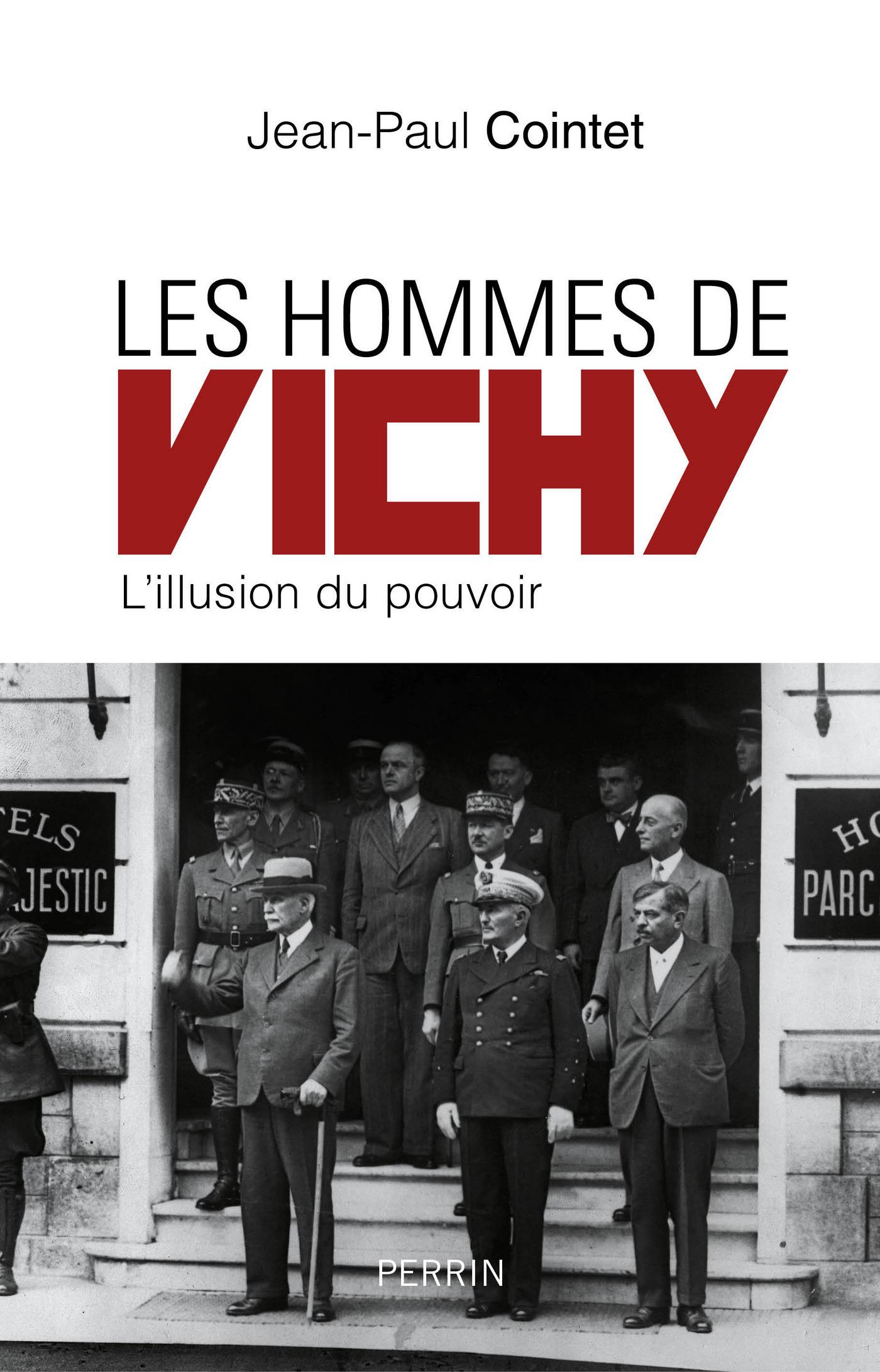 Les hommes de Vichy (ebook)