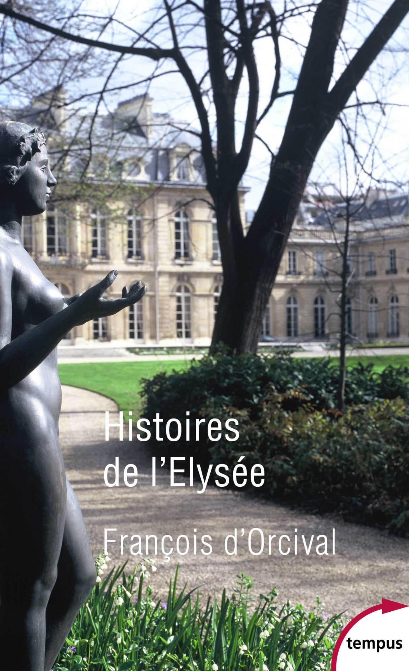 Histoires de l'Elysée (ebook)
