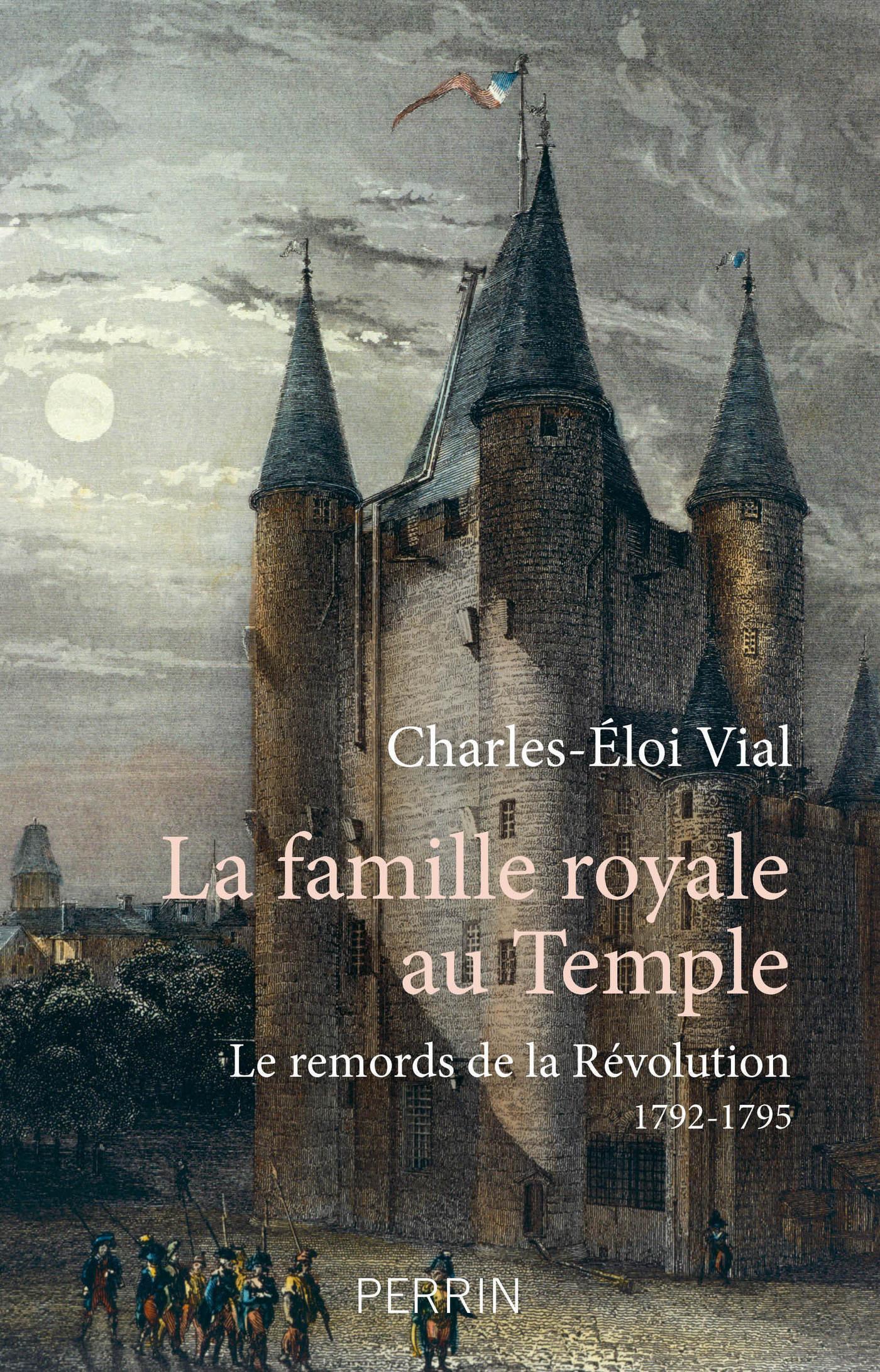 La Famille royale au temple