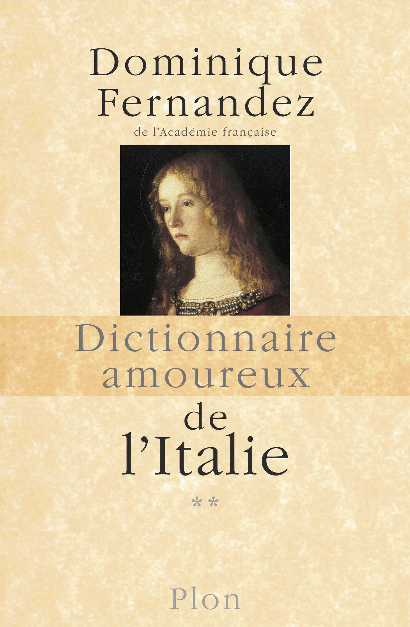 Dictionnaire amoureux de l'Italie - 2