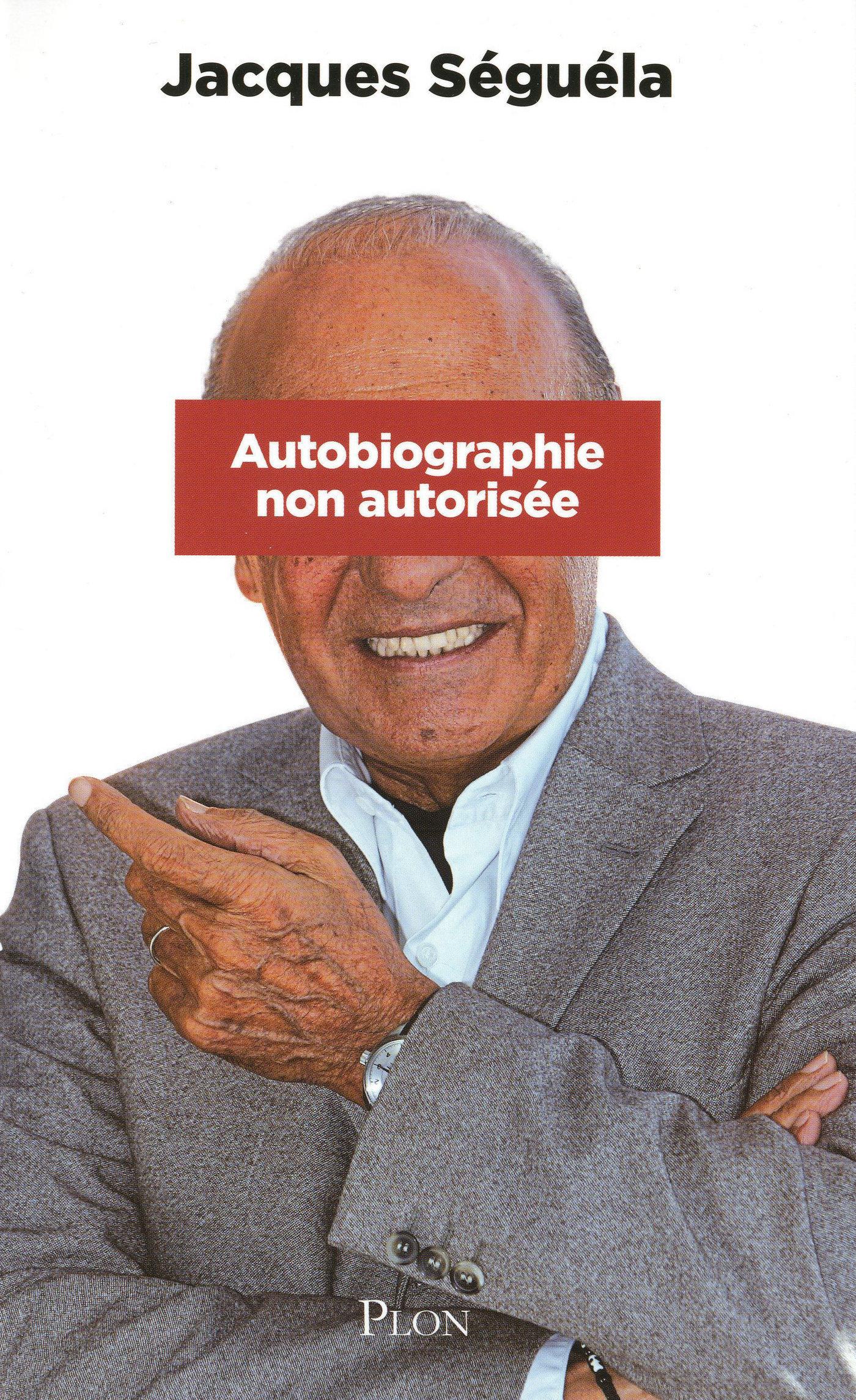 Autobiographie non autorisée (ebook)