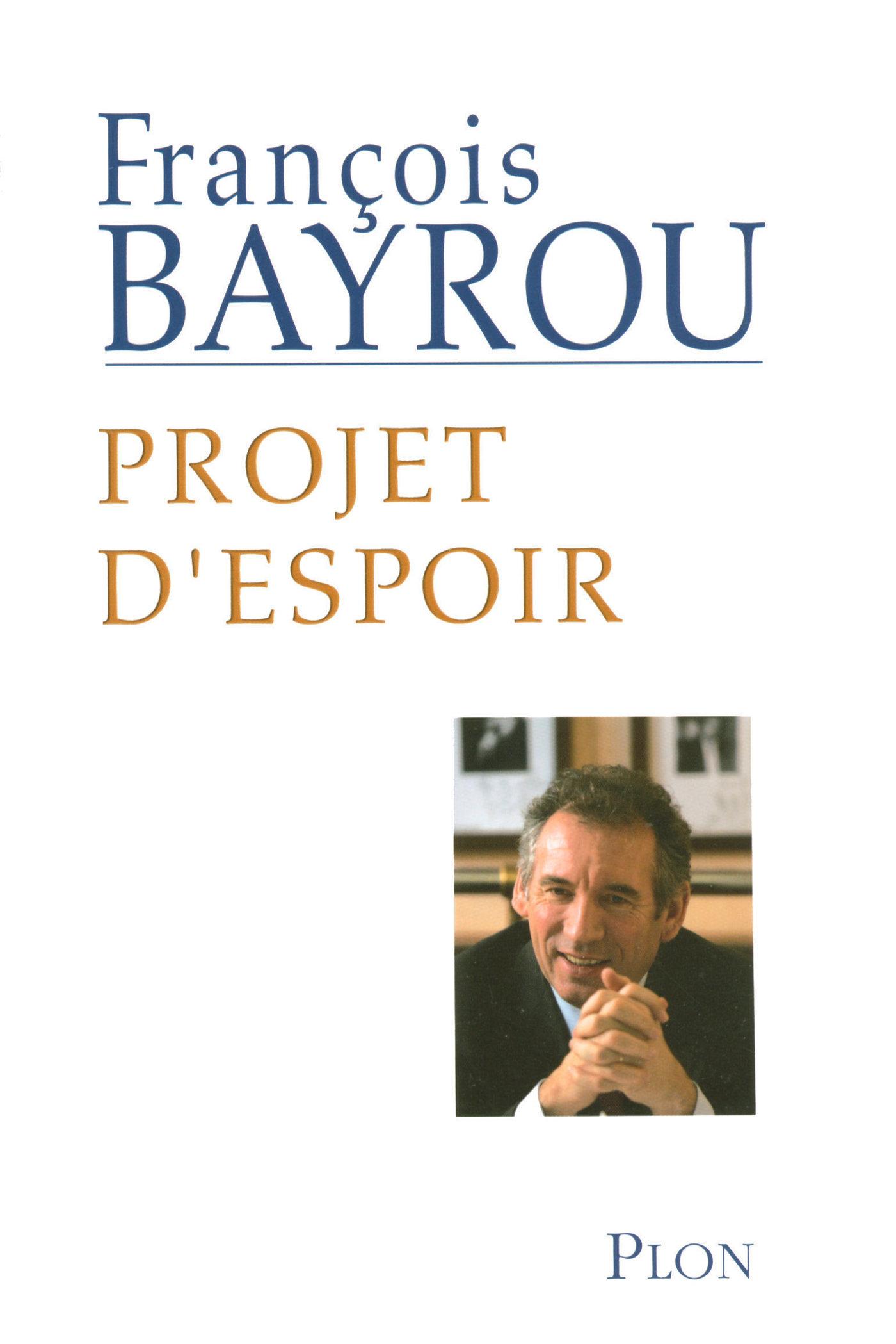 Projet d'espoir (ebook)
