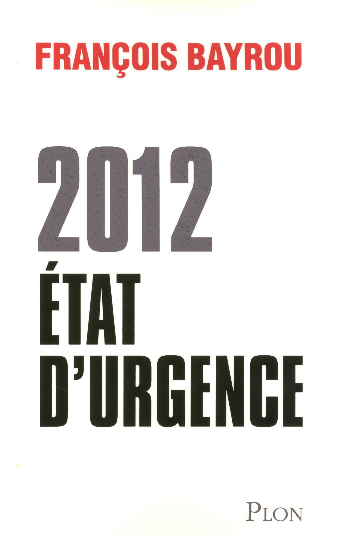 2012, état d'urgence (ebook)