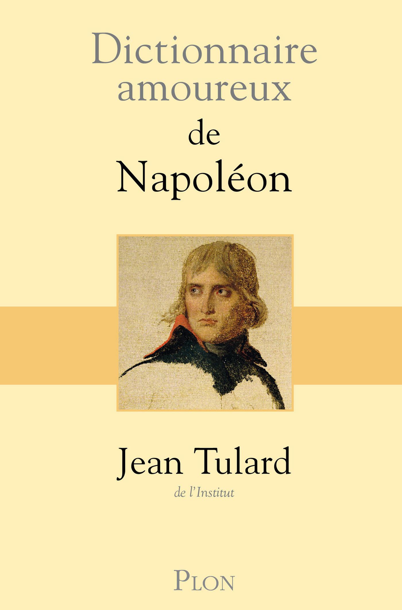 Dictionnaire amoureux de Napol?on