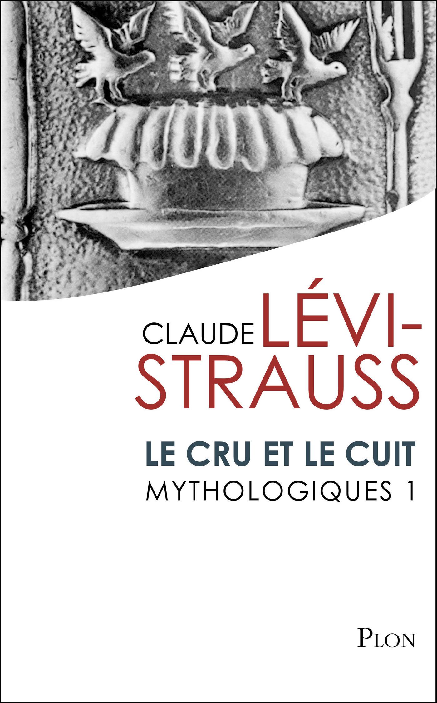 Mythologiques 1 : Le cru et le cuit (ebook)