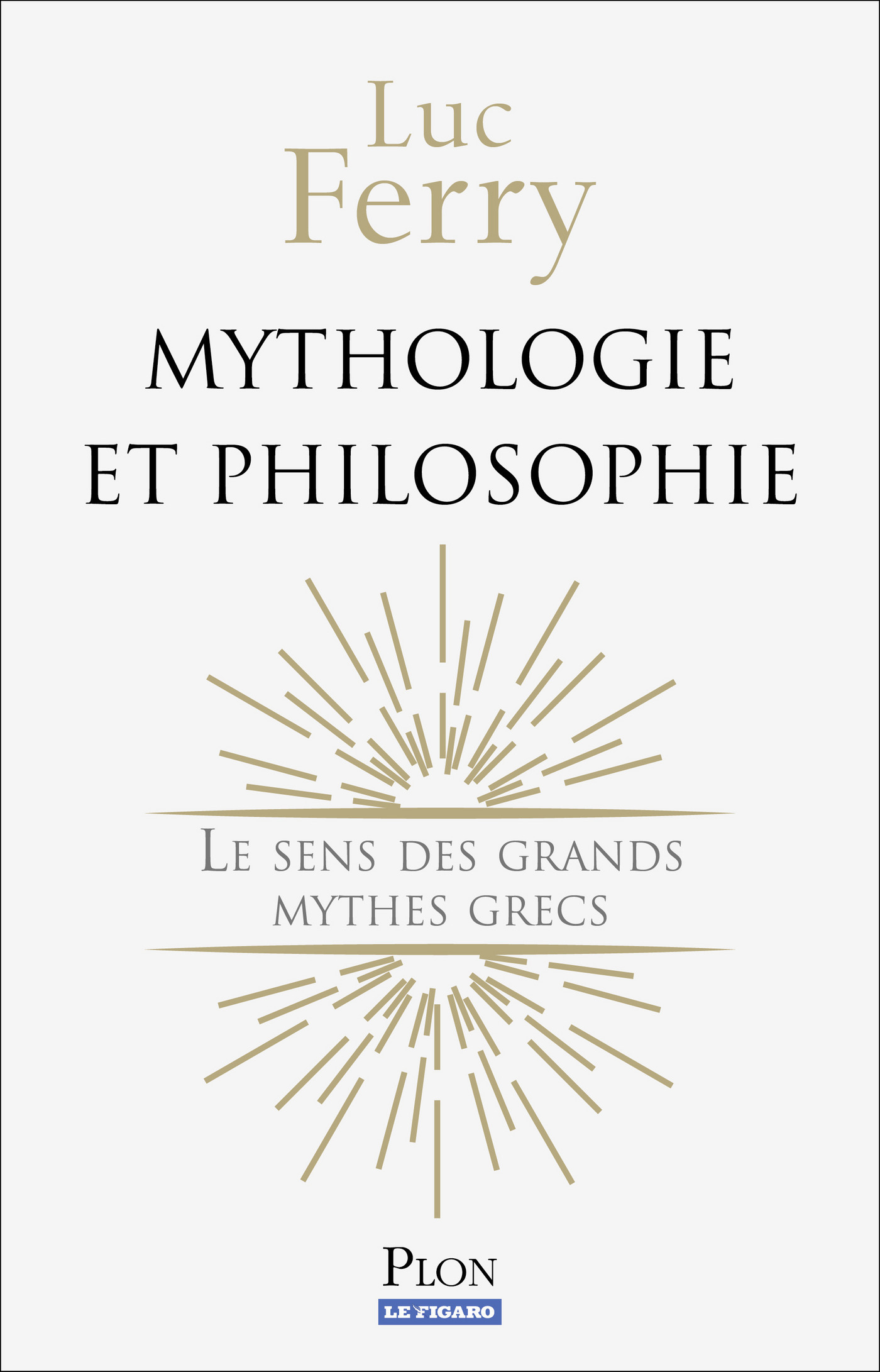 Mythologie et philosophie (ebook)