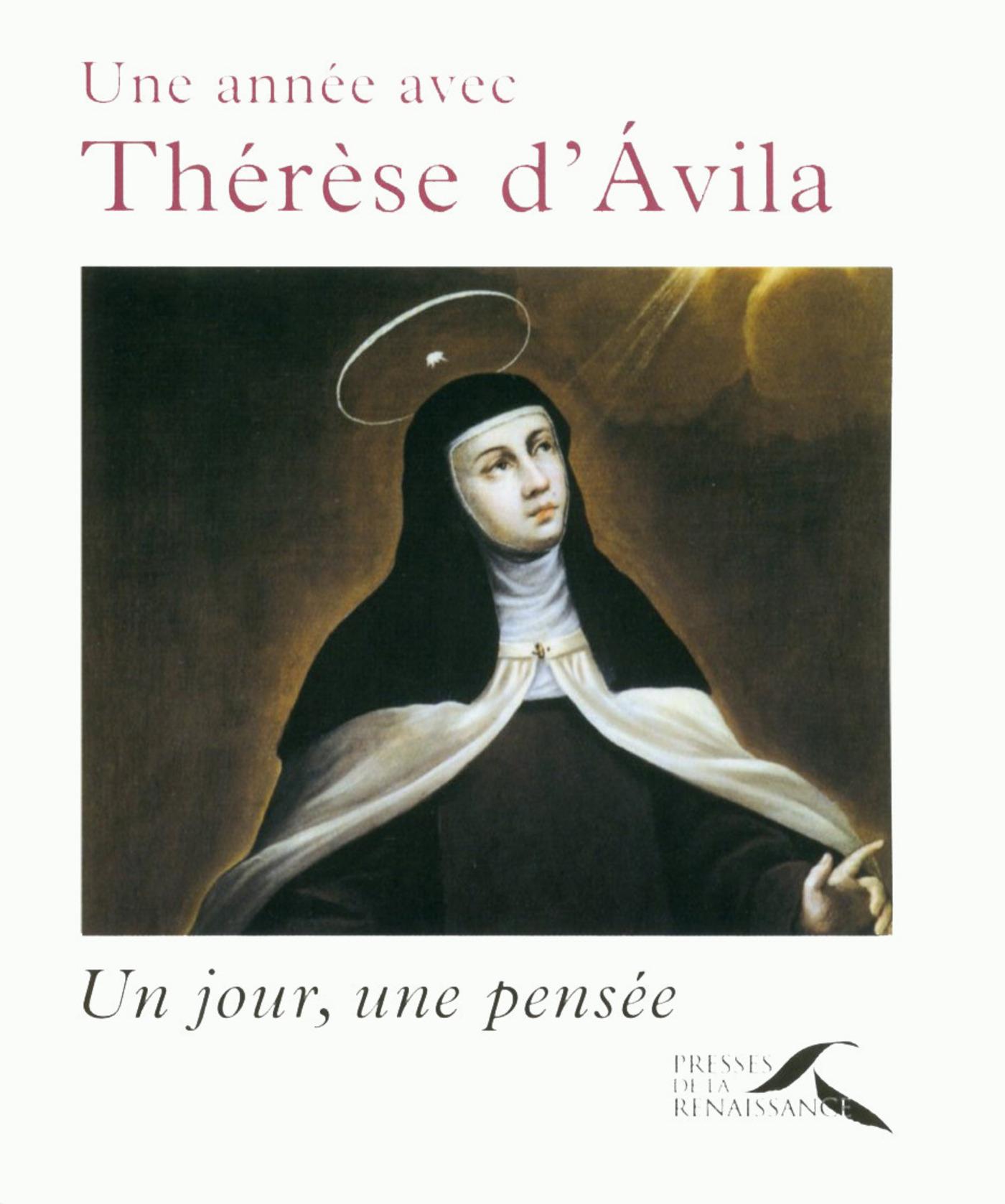 Une année avec Thérèse d'Avila (ebook)