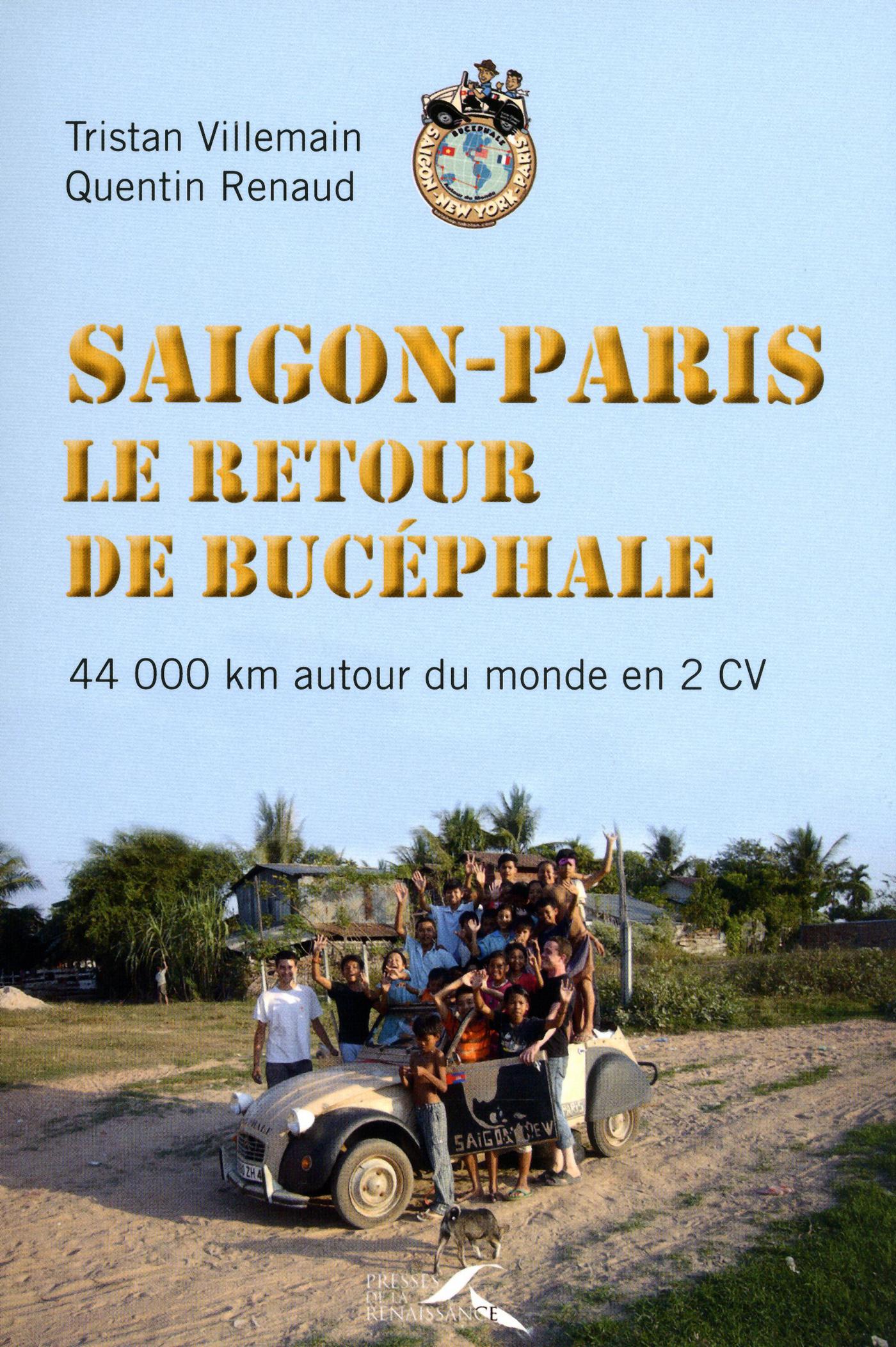 Saigon-Paris, Le retour du Bucéphale (ebook)