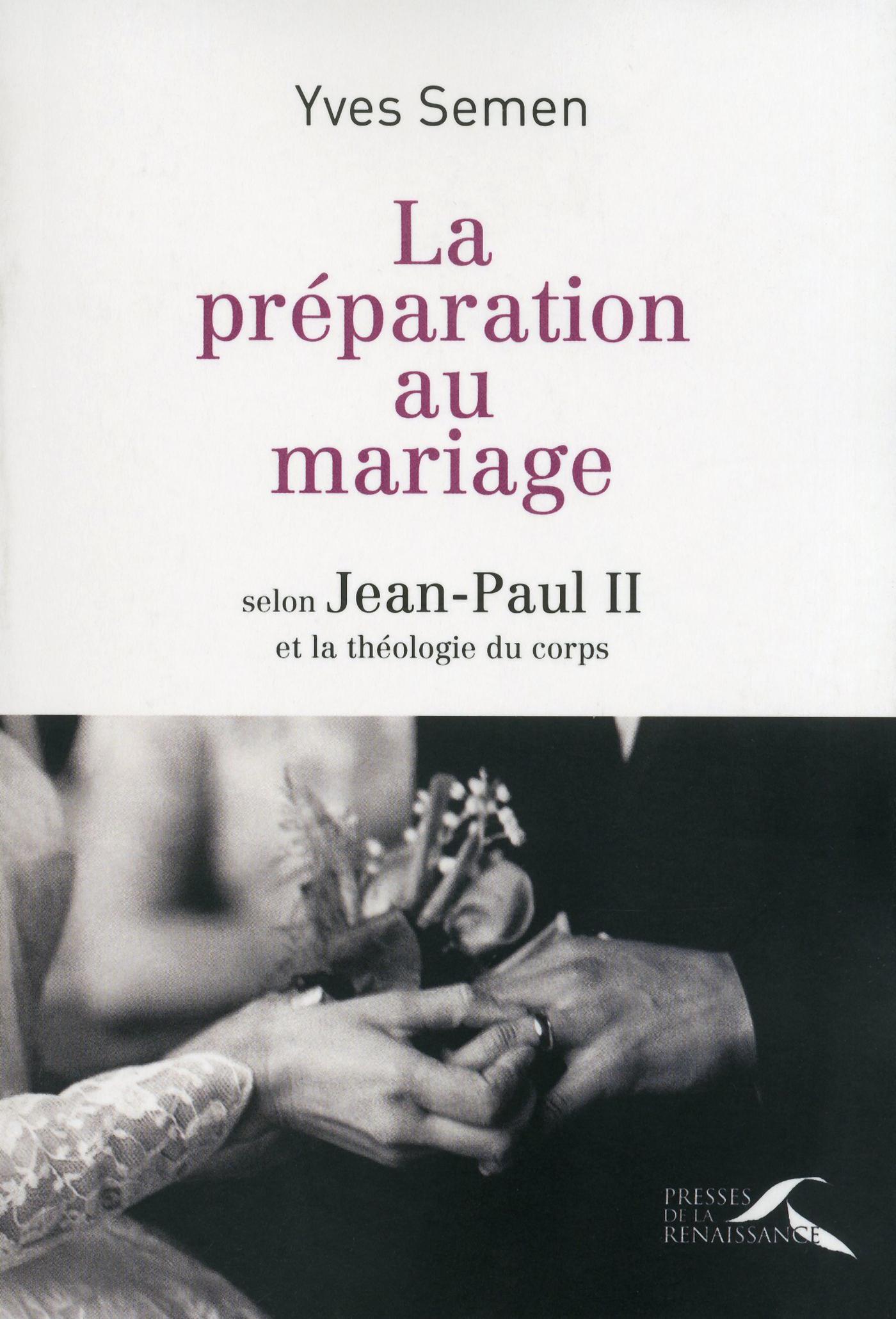 La préparation au mariage (ebook)
