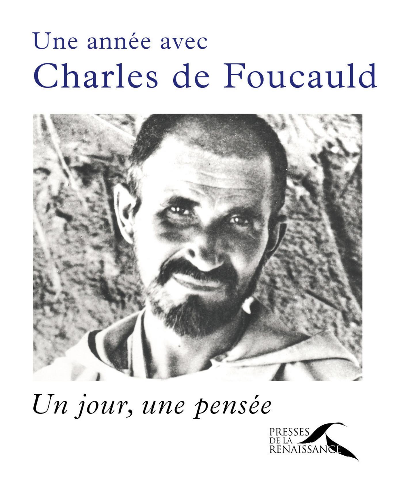 Une année avec Charles de Foucauld (ebook)