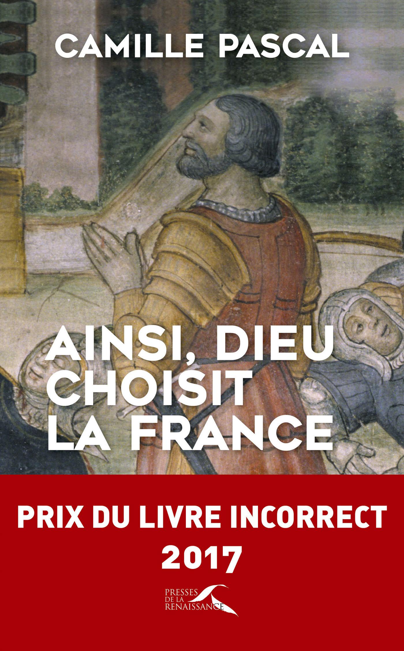 Ainsi, Dieu choisit la France (ebook)