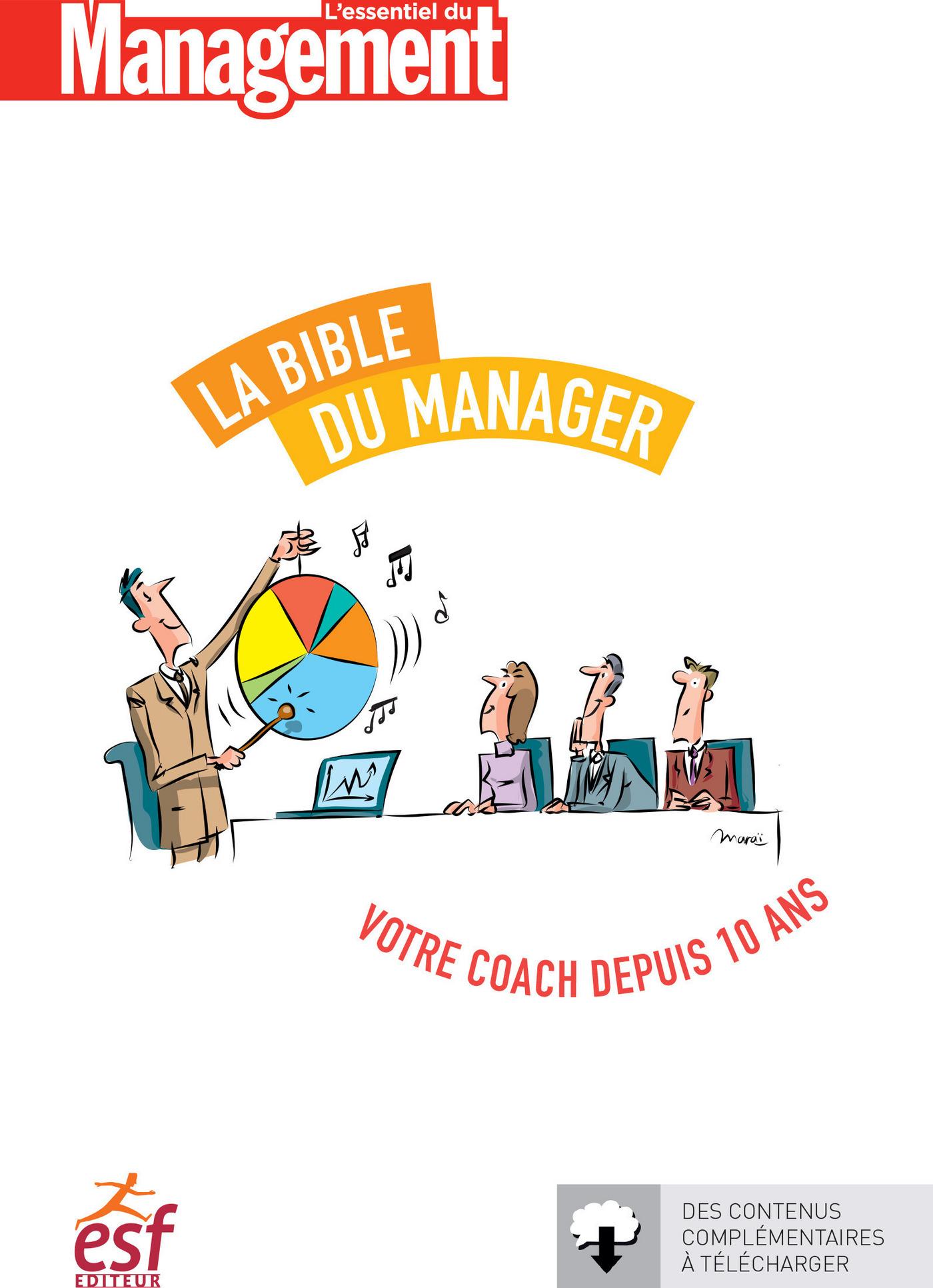 La bible du manager - Nouvelle édition