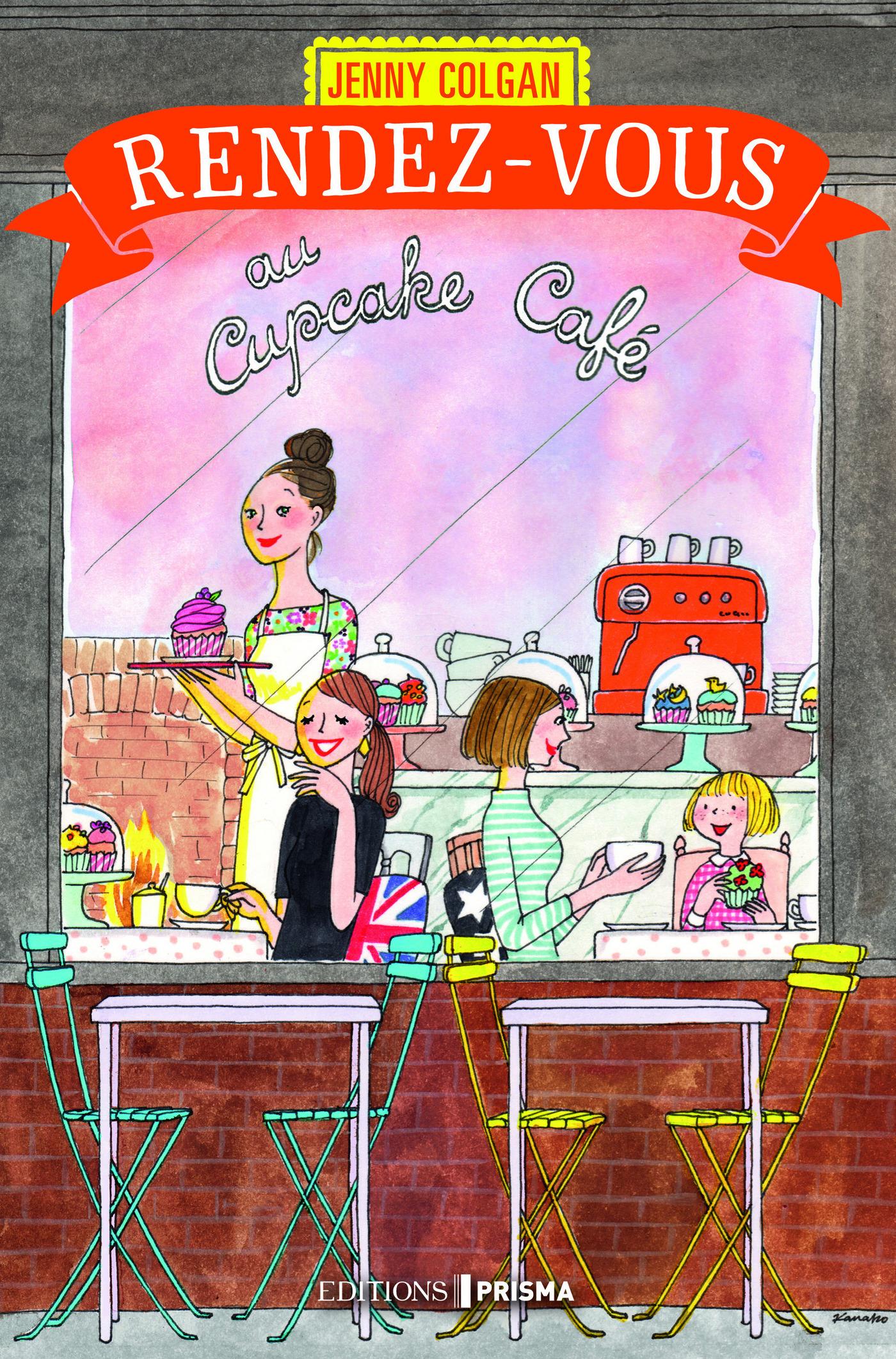 Rendez-vous au Cupcake Café (ebook)