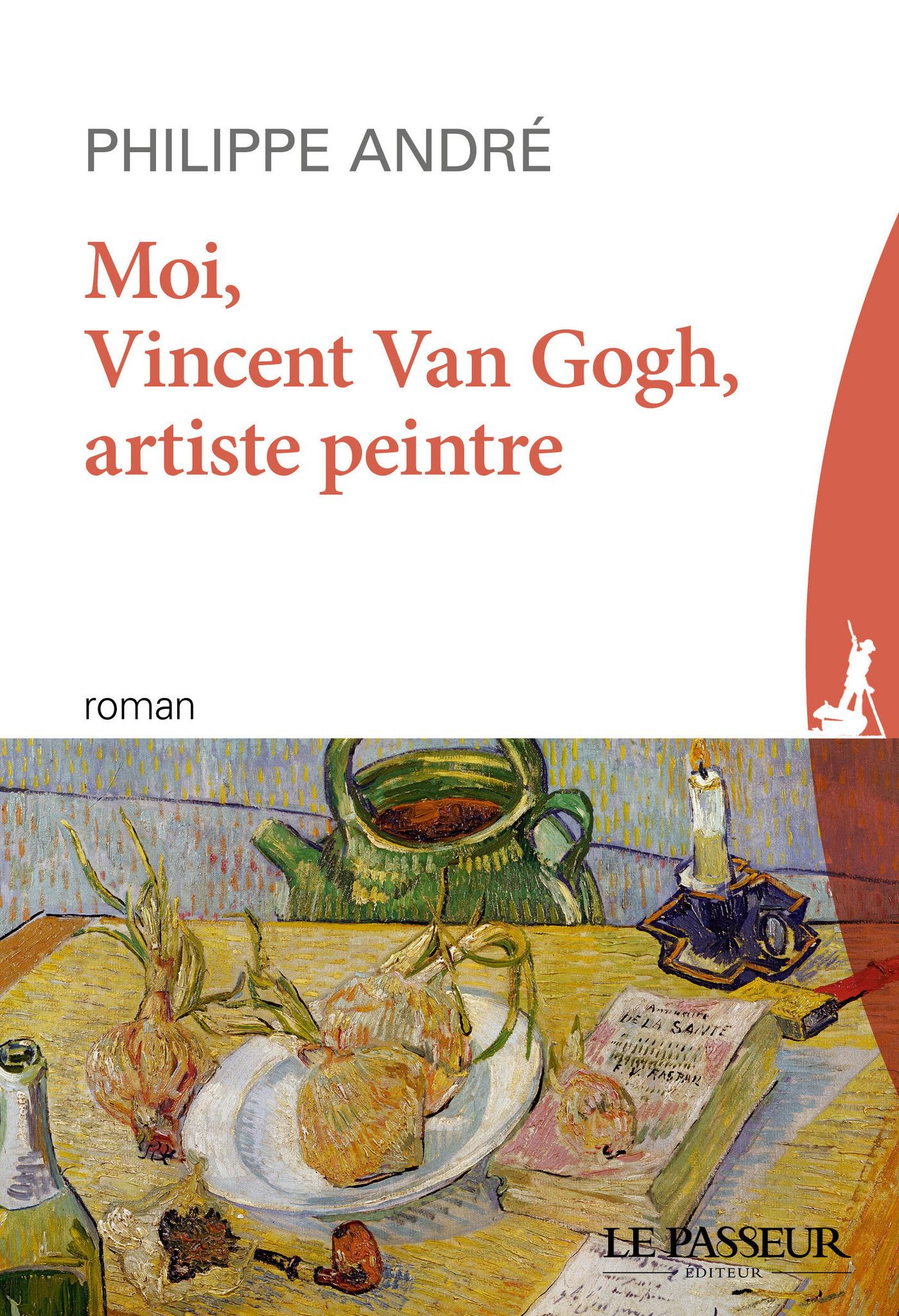 Moi, Vincent Van Gogh, artiste peintre