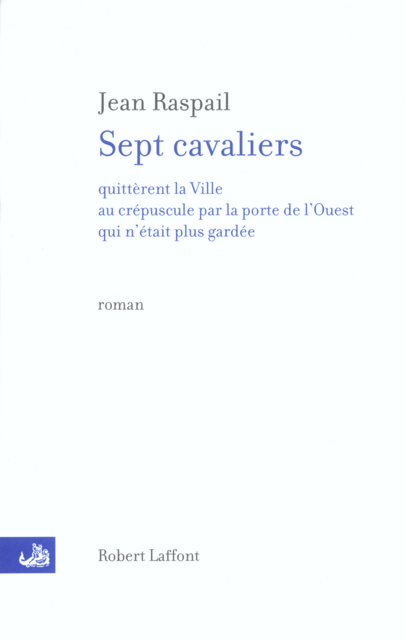 Sept cavaliers (ebook)