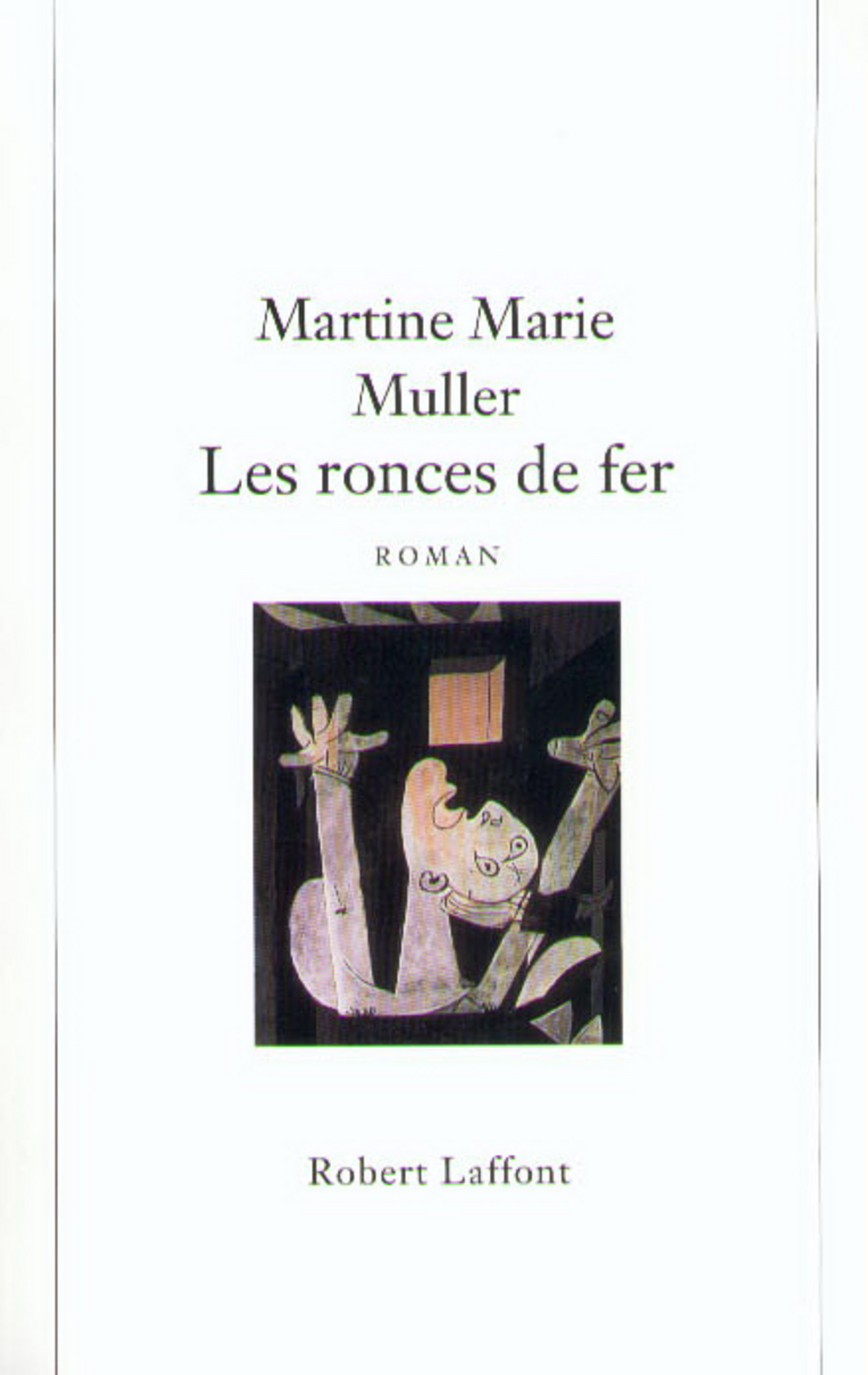 Les Ronces de fer (ebook)