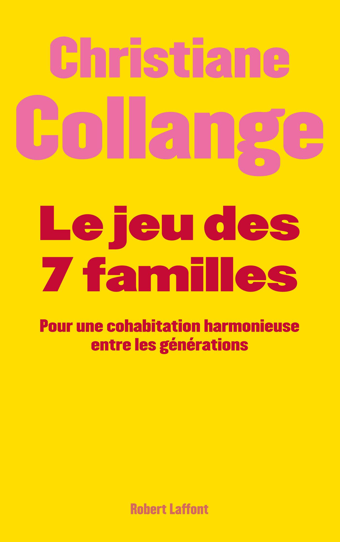 Le jeu des 7 familles