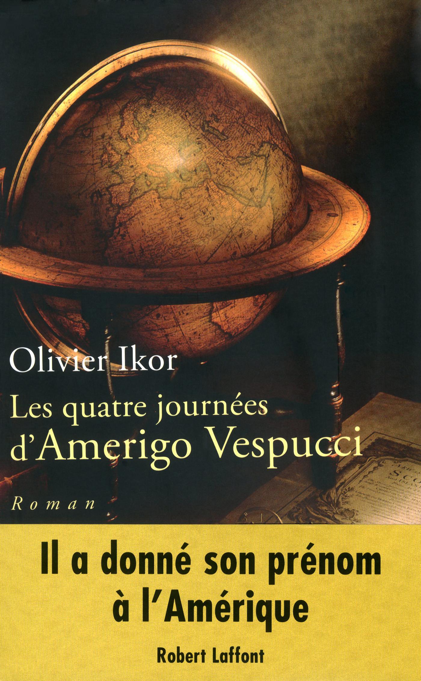 Les quatre journées d'Amerigo Vespucci