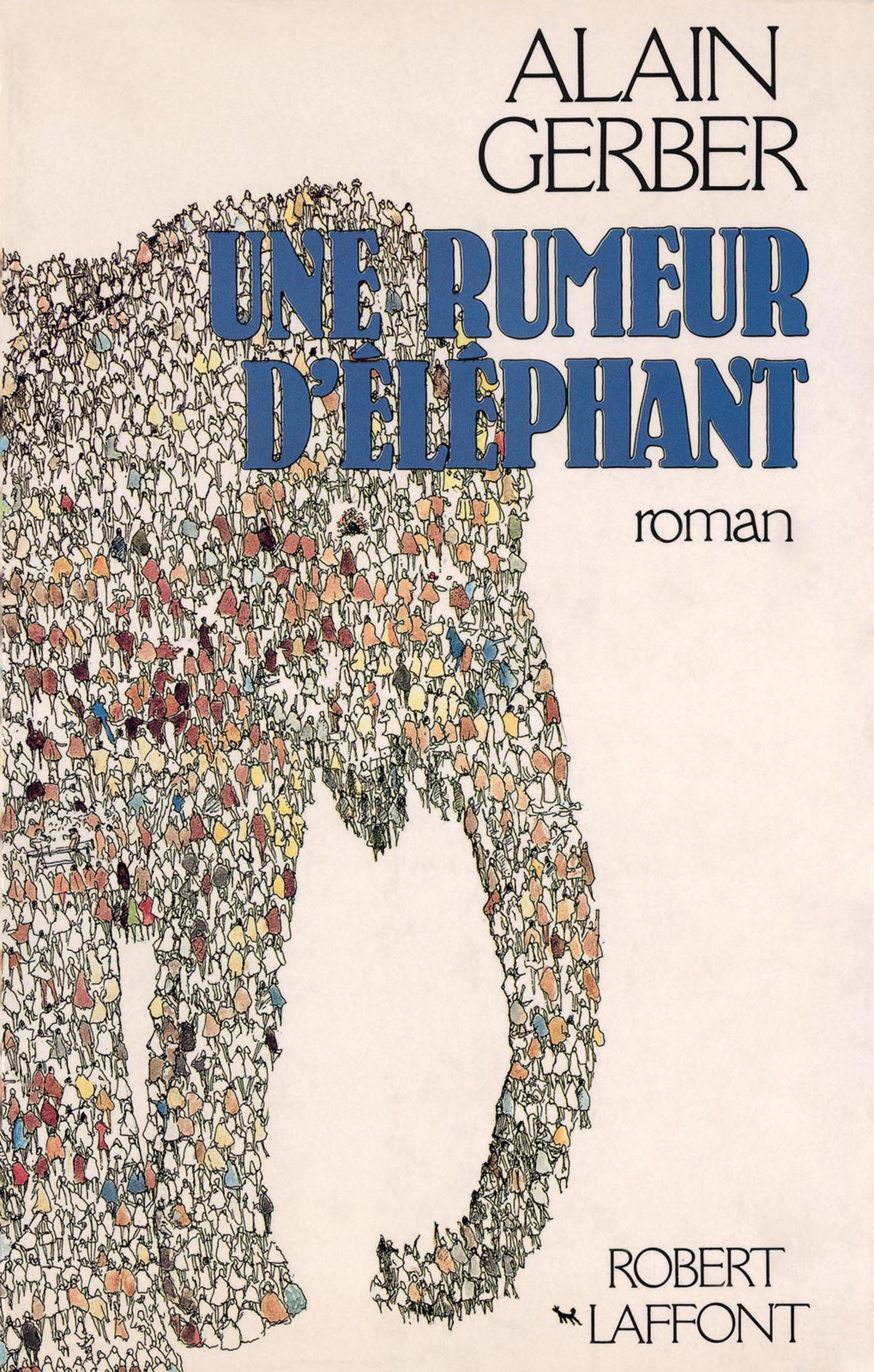 Une rumeur d'éléphant (ebook)