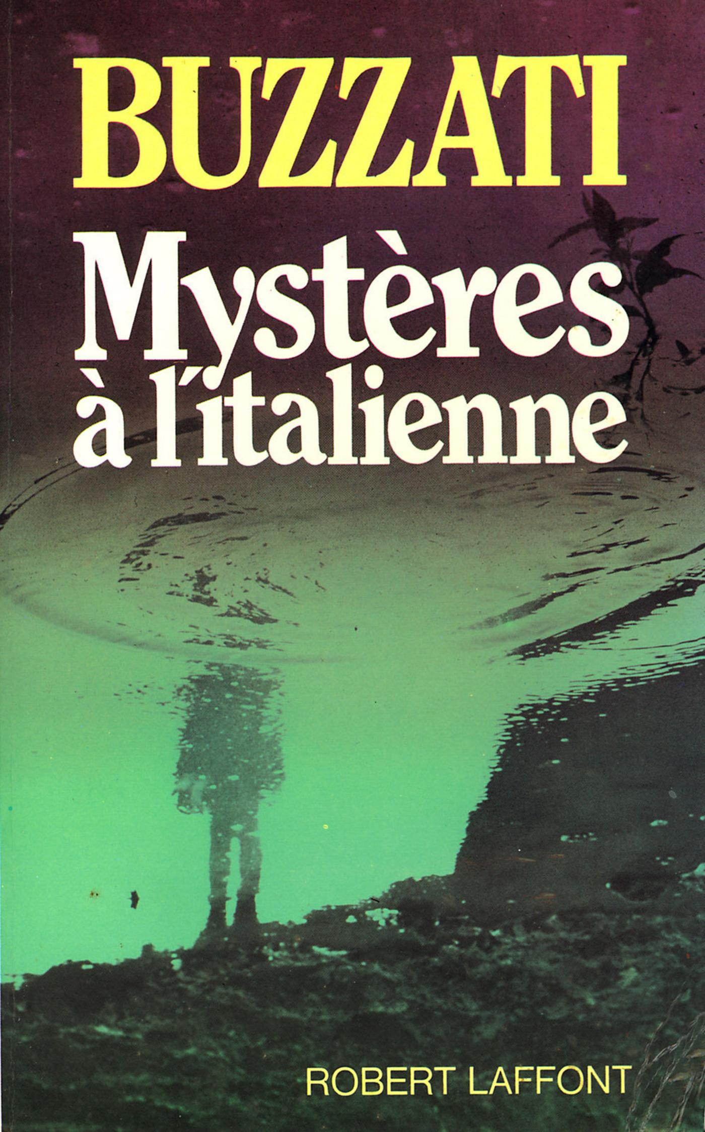 Mystères à l'italienne (ebook)