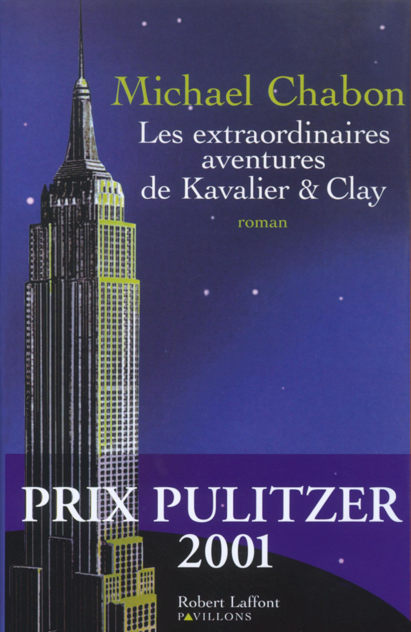 Les Extraordinaires aventures de Kavalier et Clay (ebook)