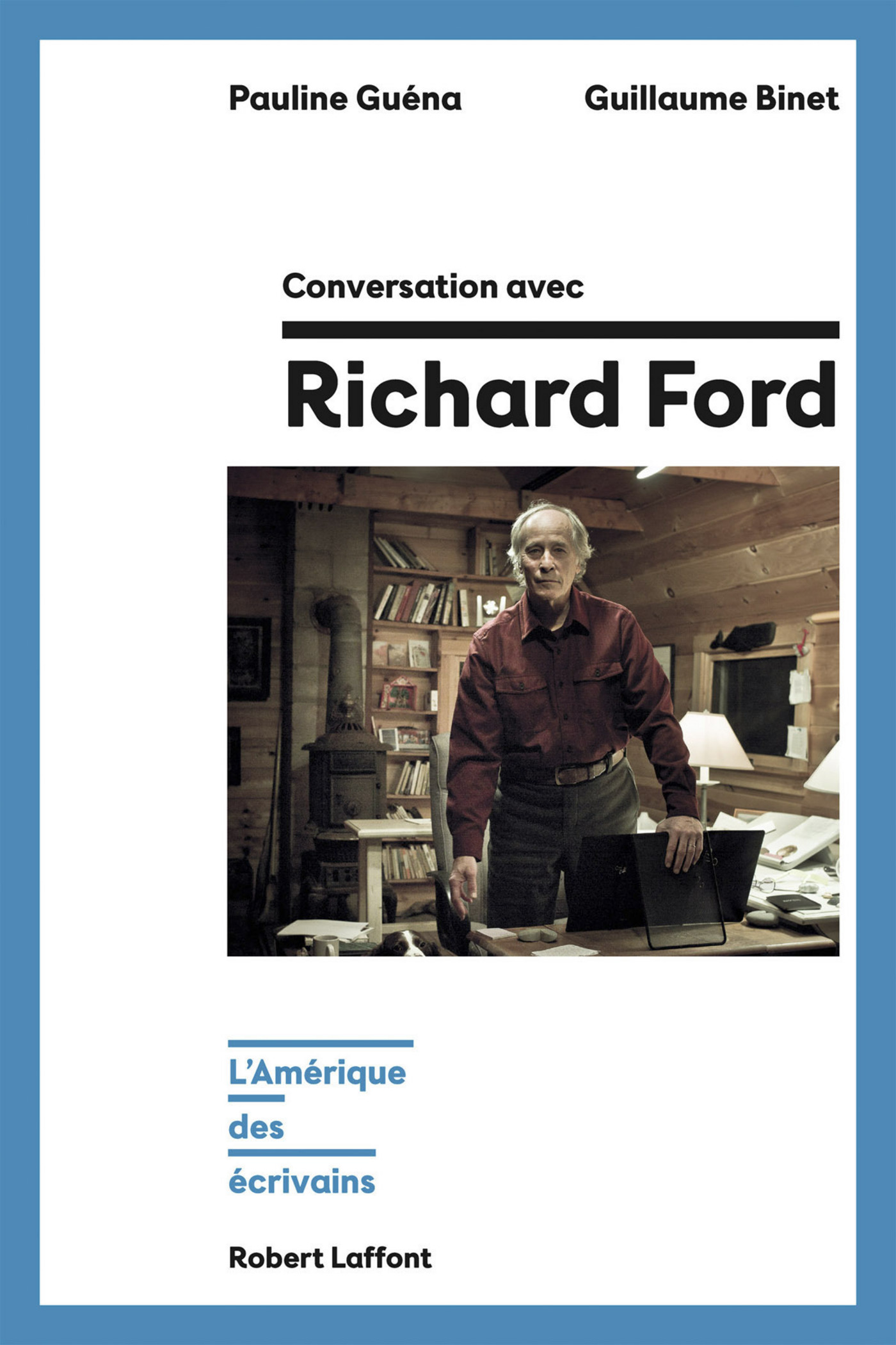Conversation avec Richard Ford (ebook)