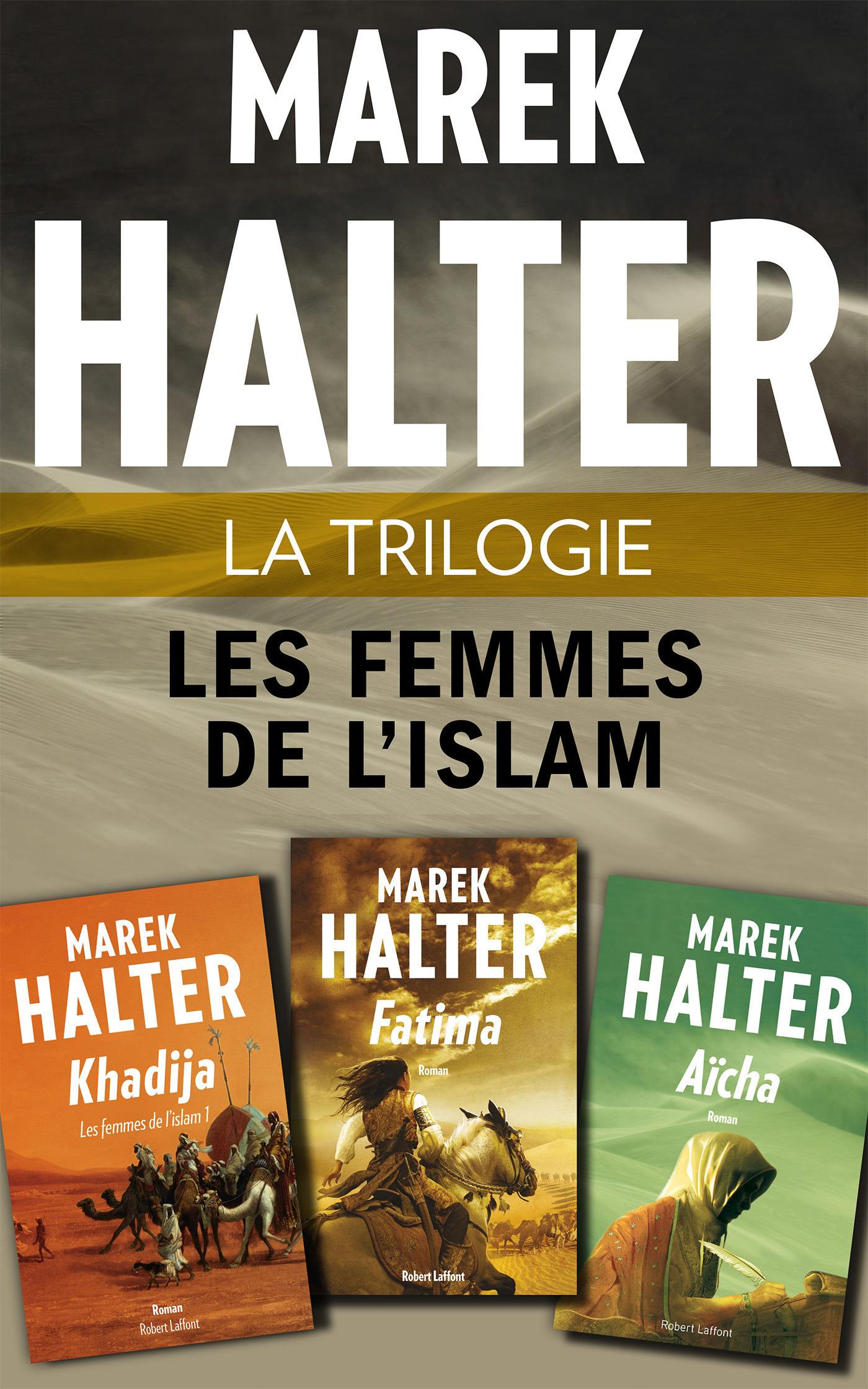 La trilogie les femmes de l 39 islam marek halter romans - Aux portes de l eternite ...