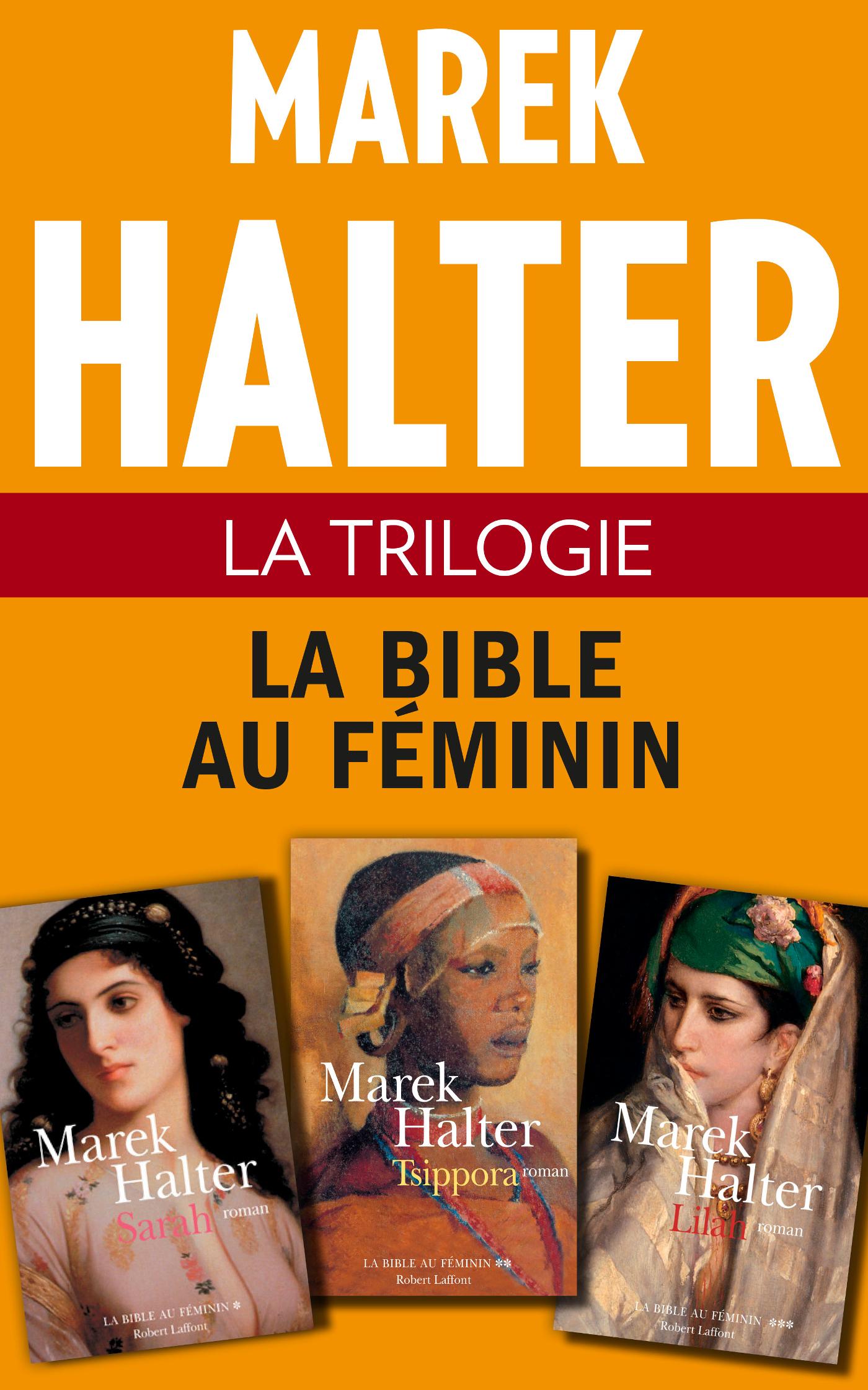 La Trilogie La Bible au féminin (ebook)