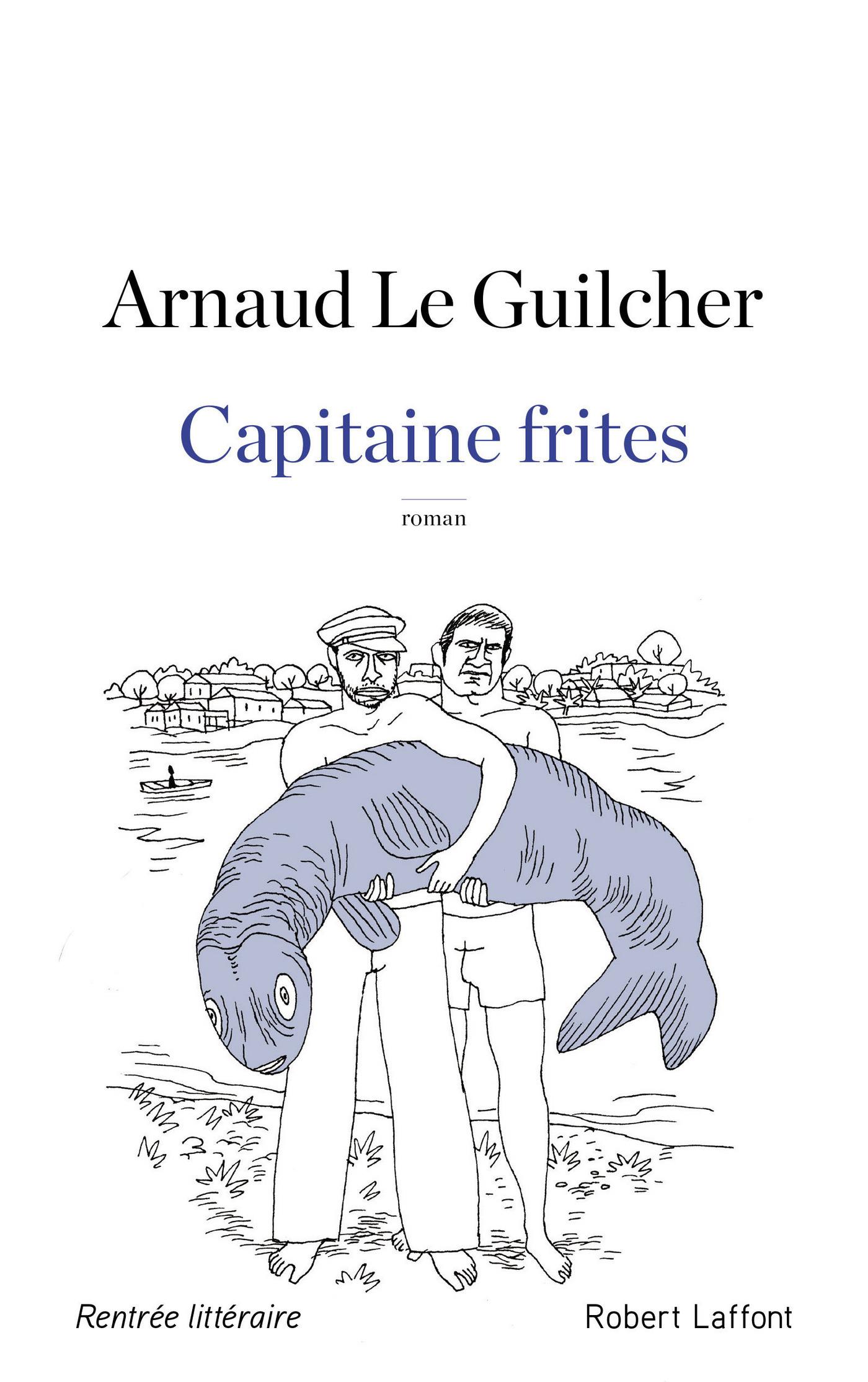 Capitaine frites (ebook)