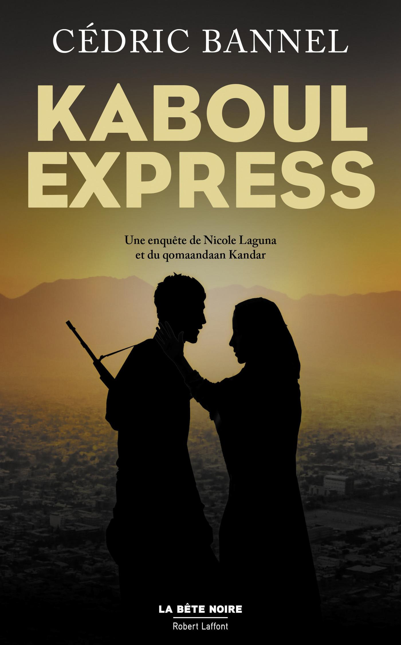 Kaboul Express (ebook)
