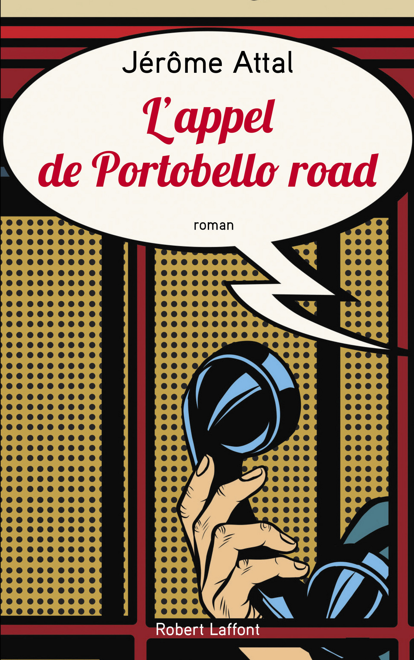 L'Appel de Portobello road (ebook)