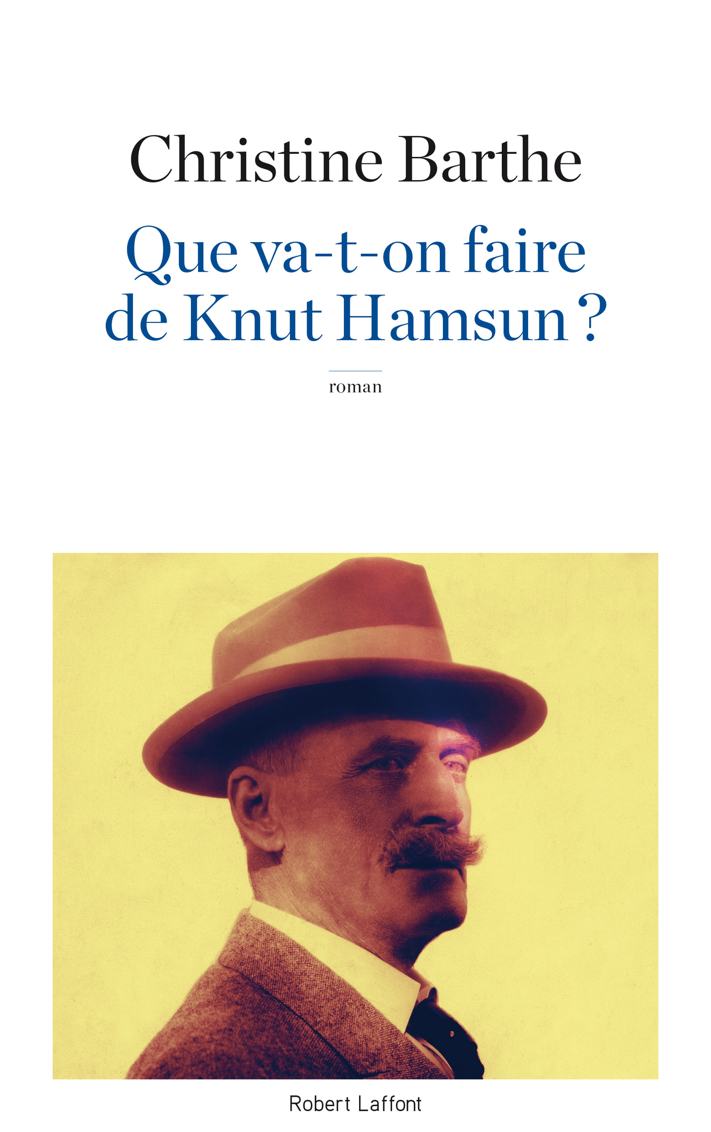 Que va-t-on faire de Knut Hamsun ?