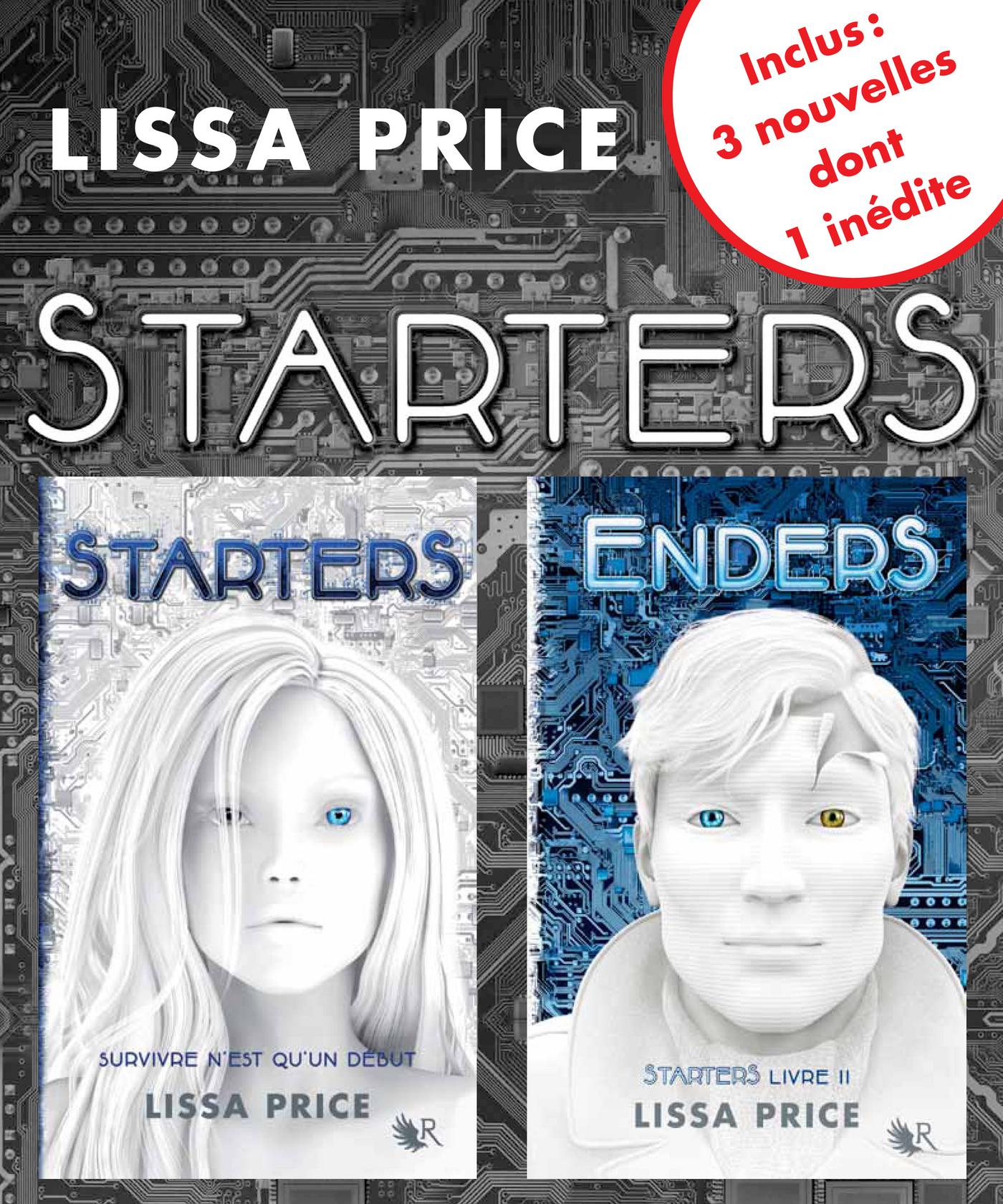 L'Intégrale Starters - 2 Tomes et 3 nouvelles (ebook)