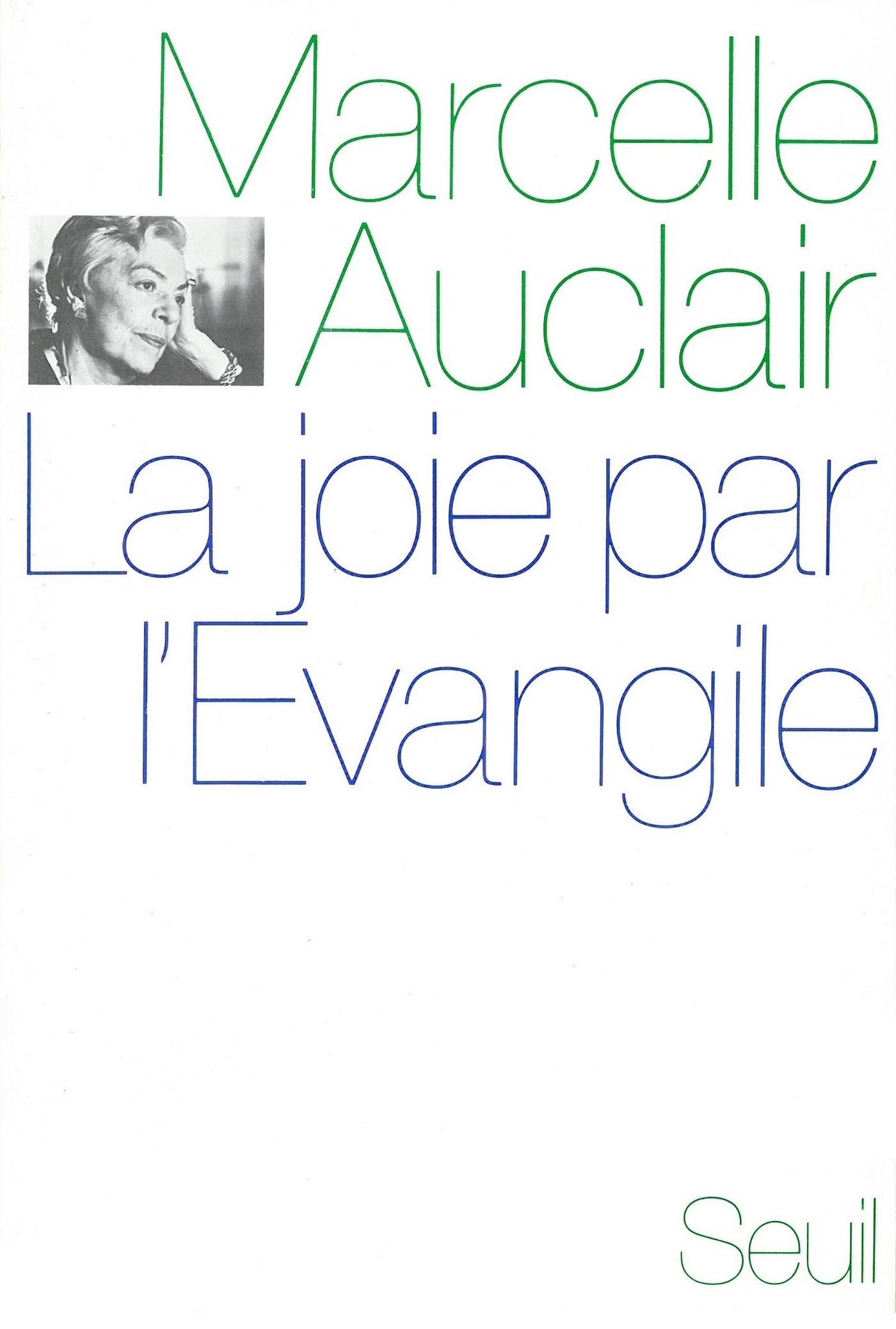 La Joie par l'Evangile