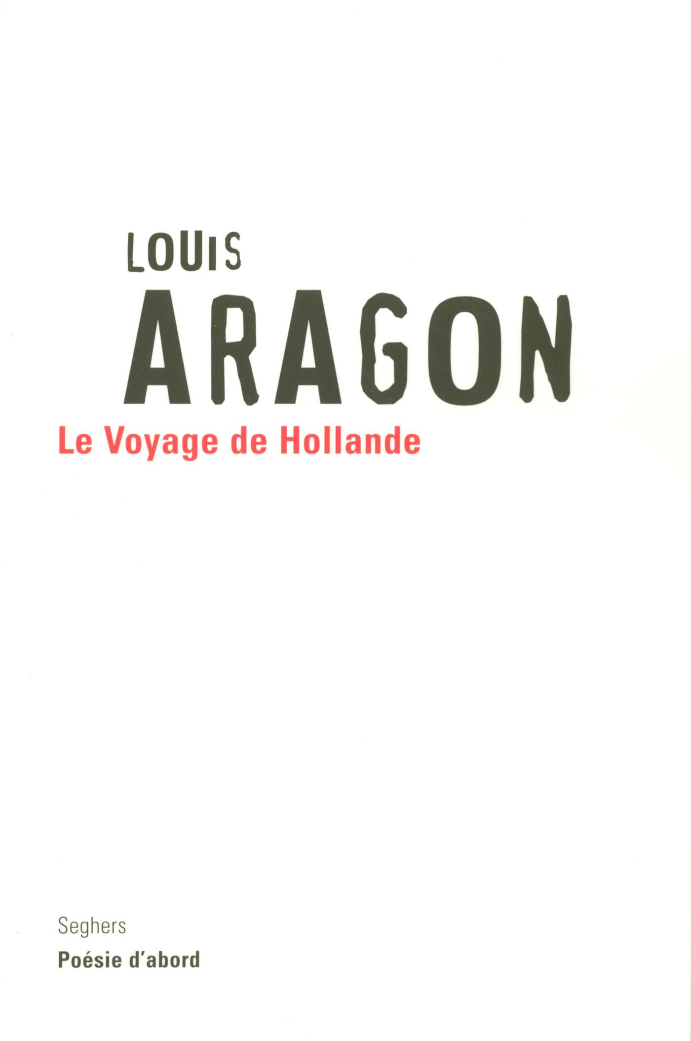 Le voyage de Hollande (ebook)