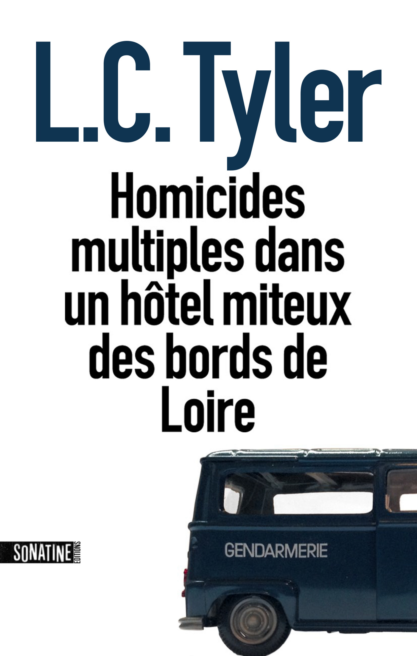 Homicides multiples dans un hôtel miteux des bords de Loire (ebook)