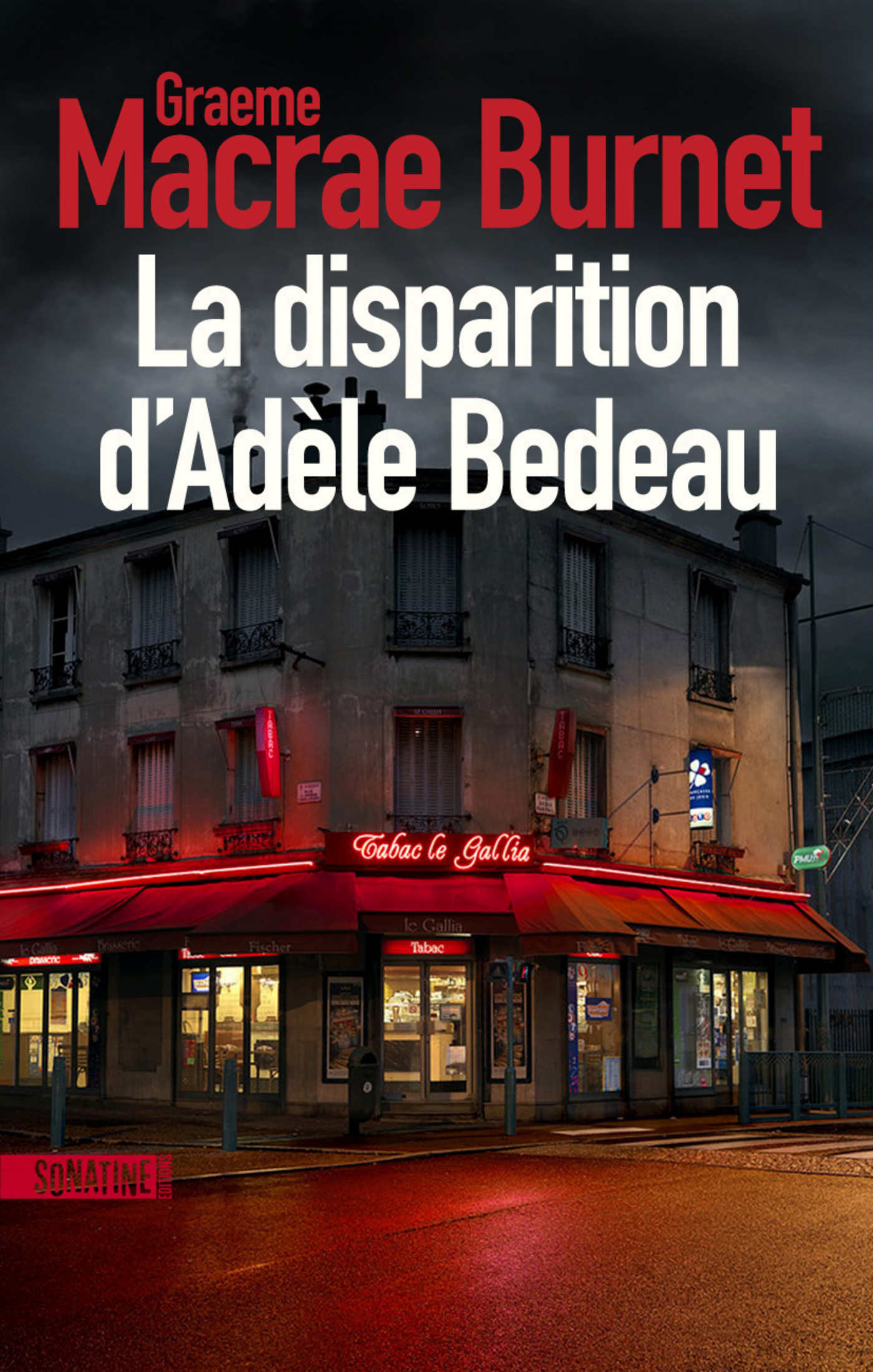 La Disparition d'Ad?le Bedeau