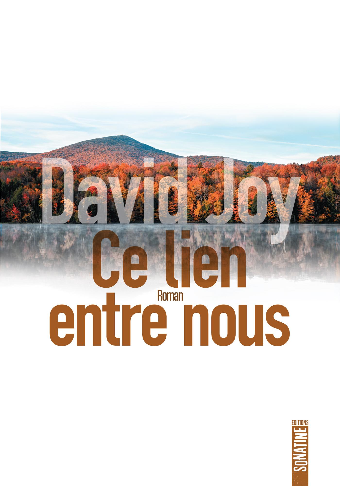 Ce lien entre nous | JOY, David. Auteur