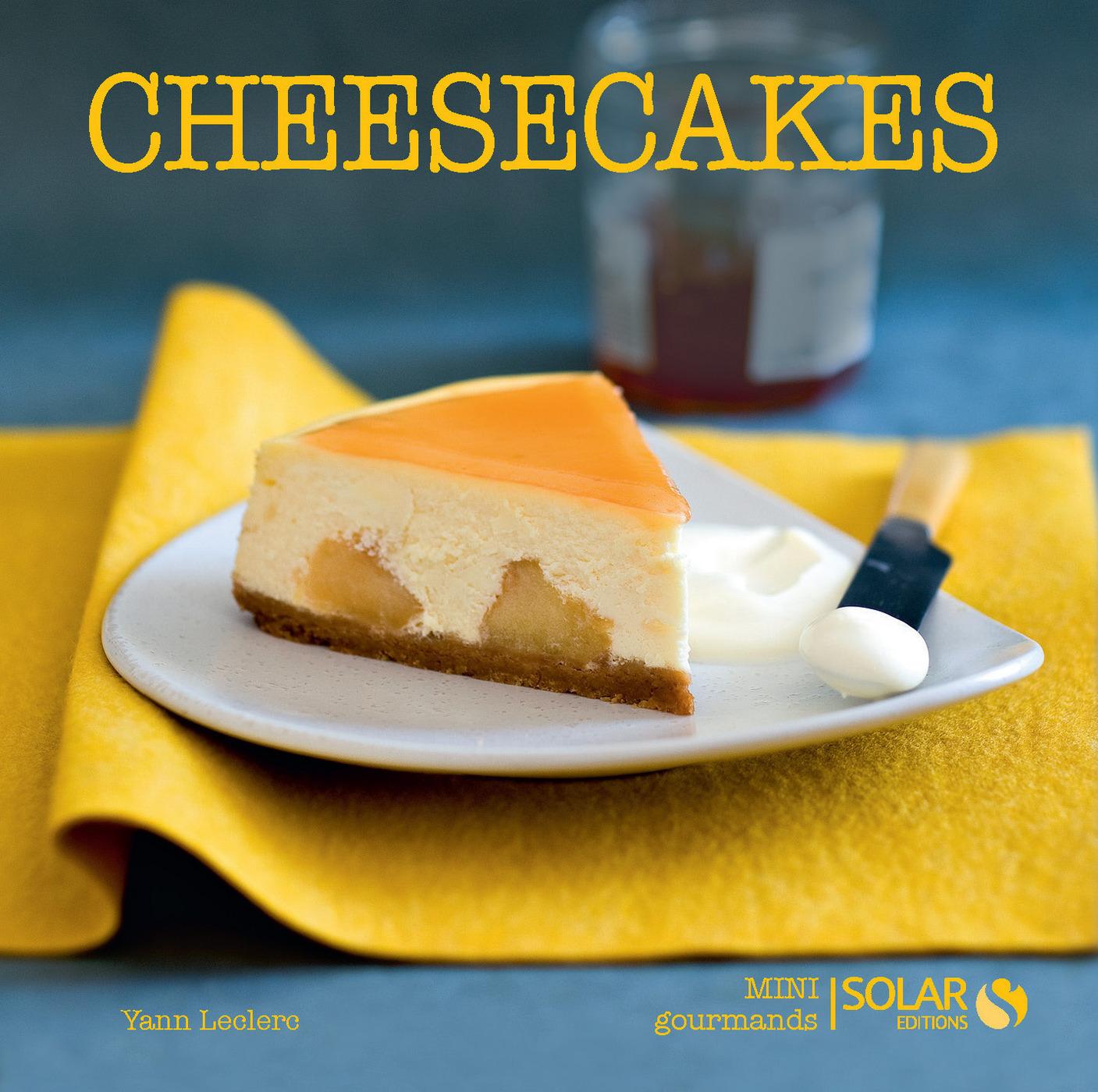 Vignette du livre Cheesecakes - Variations Gourmandes