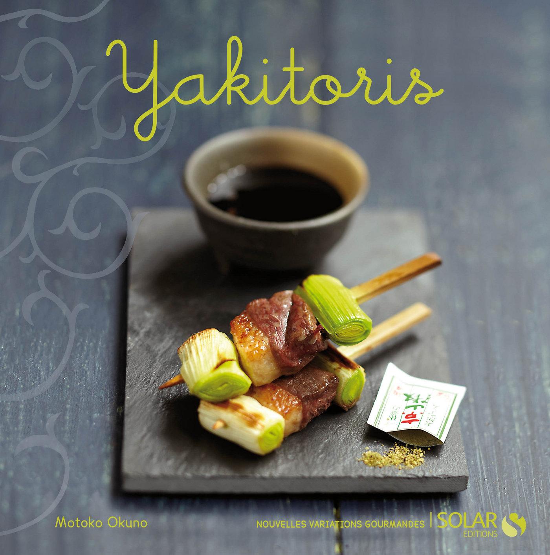Vignette du livre Yakitori