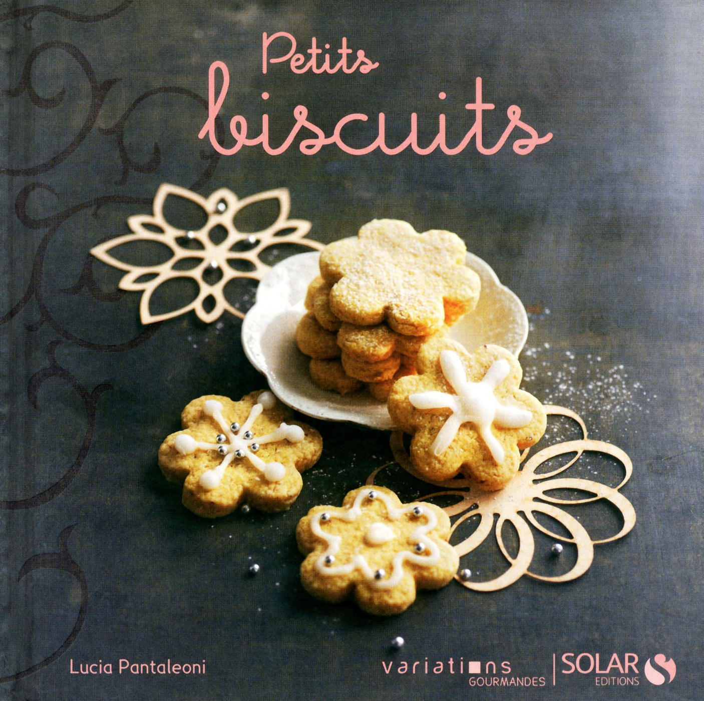 Petits biscuits - Variations Gourmandes (ebook)