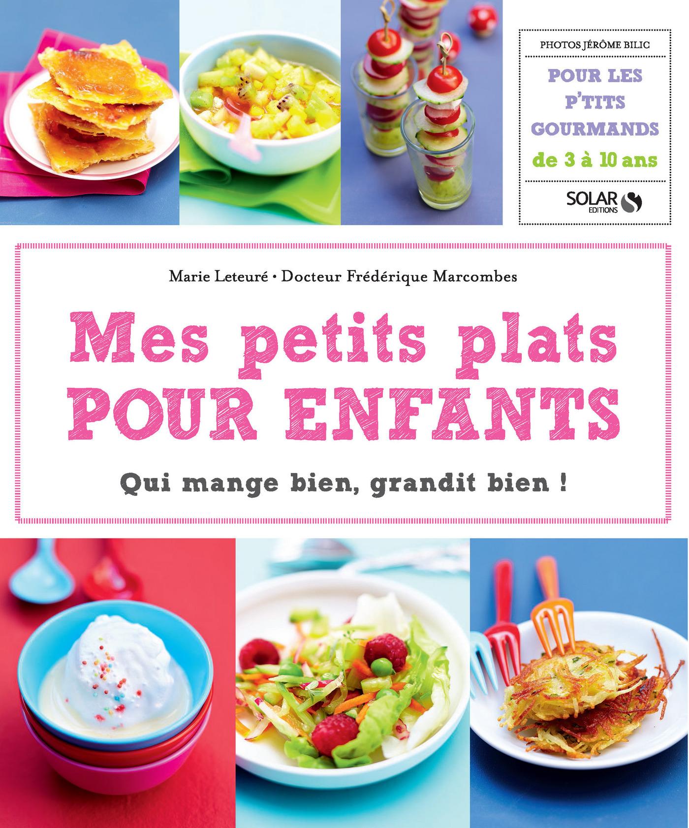 Vignette du livre Mes petits plats pour enfants
