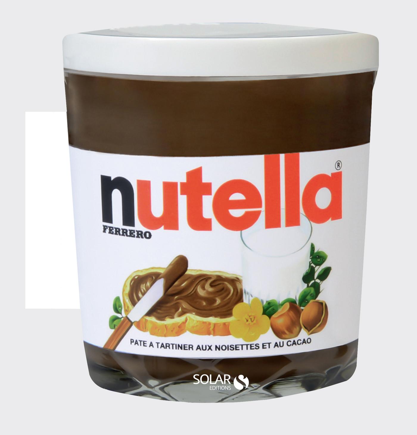 Vignette du livre Nutella