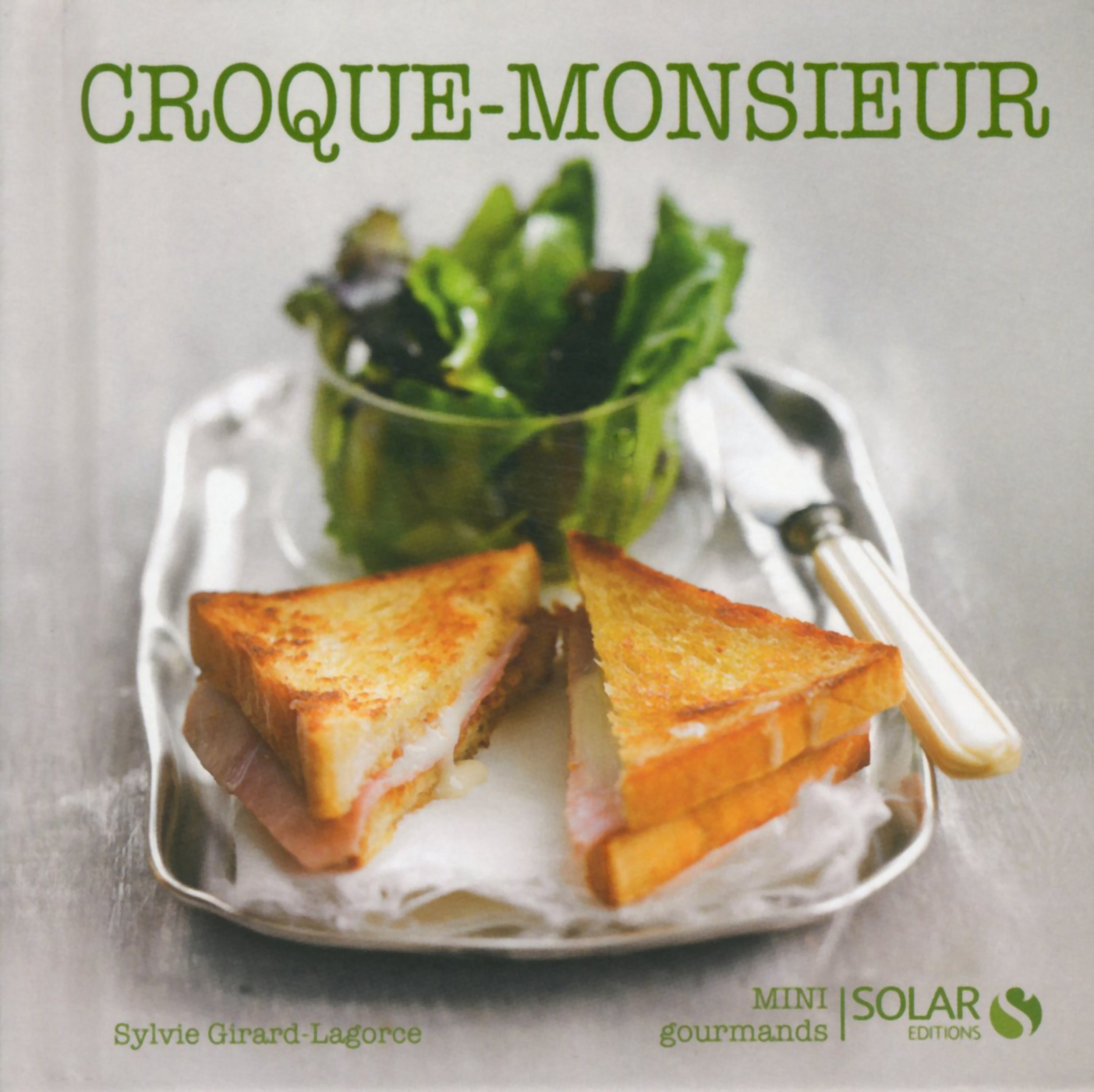Croque-monsieur - Mini gourmands (ebook)