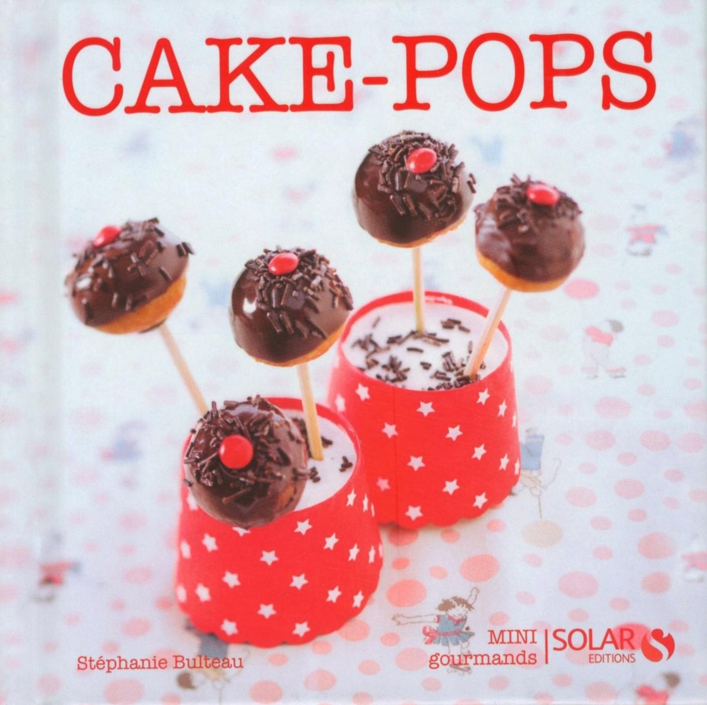 Cake pops - Mini gourmands (ebook)