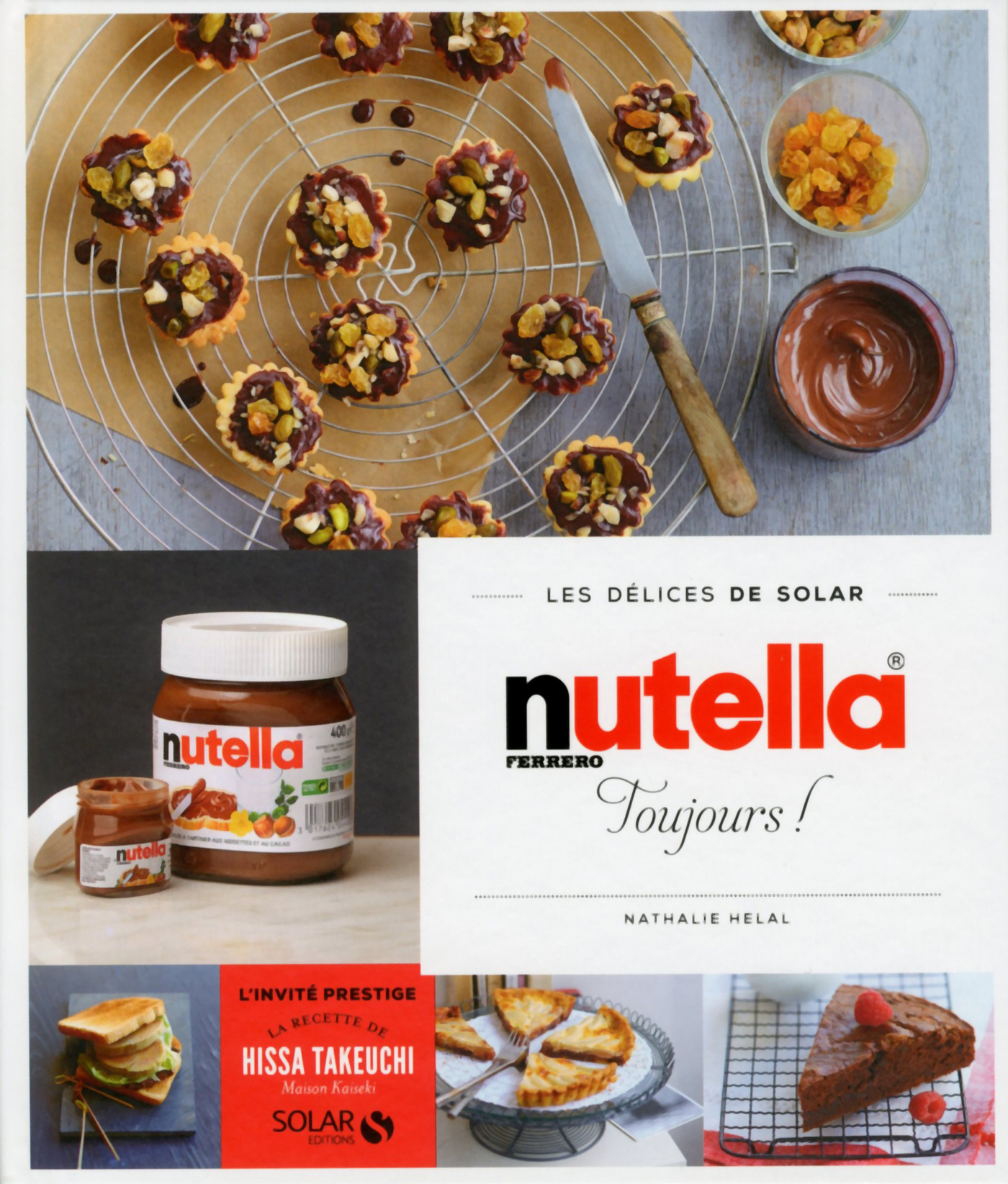 Nutella toujours - Les délices de Solar (ebook)