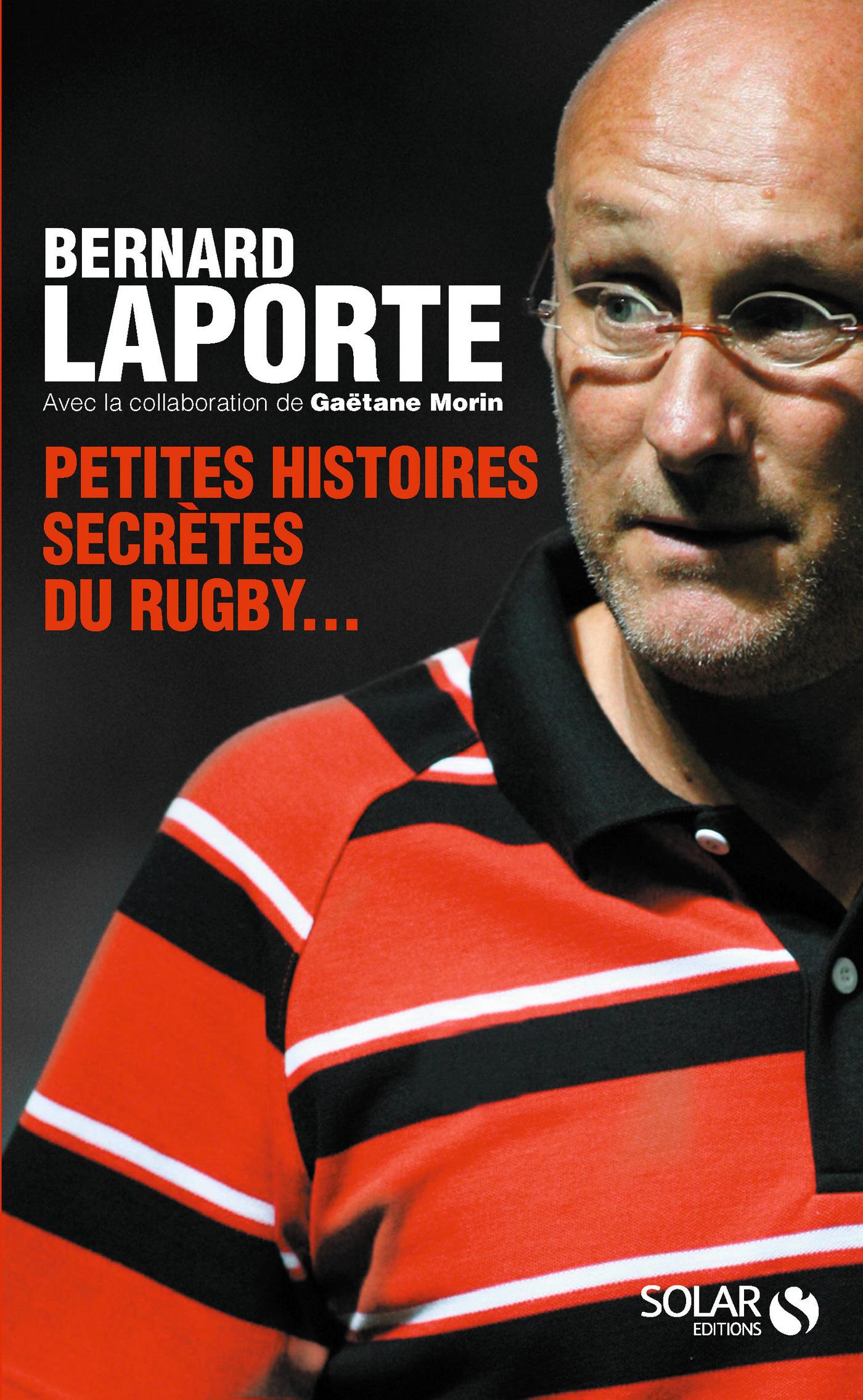 Petites histoires secrètes du rugby... (ebook)