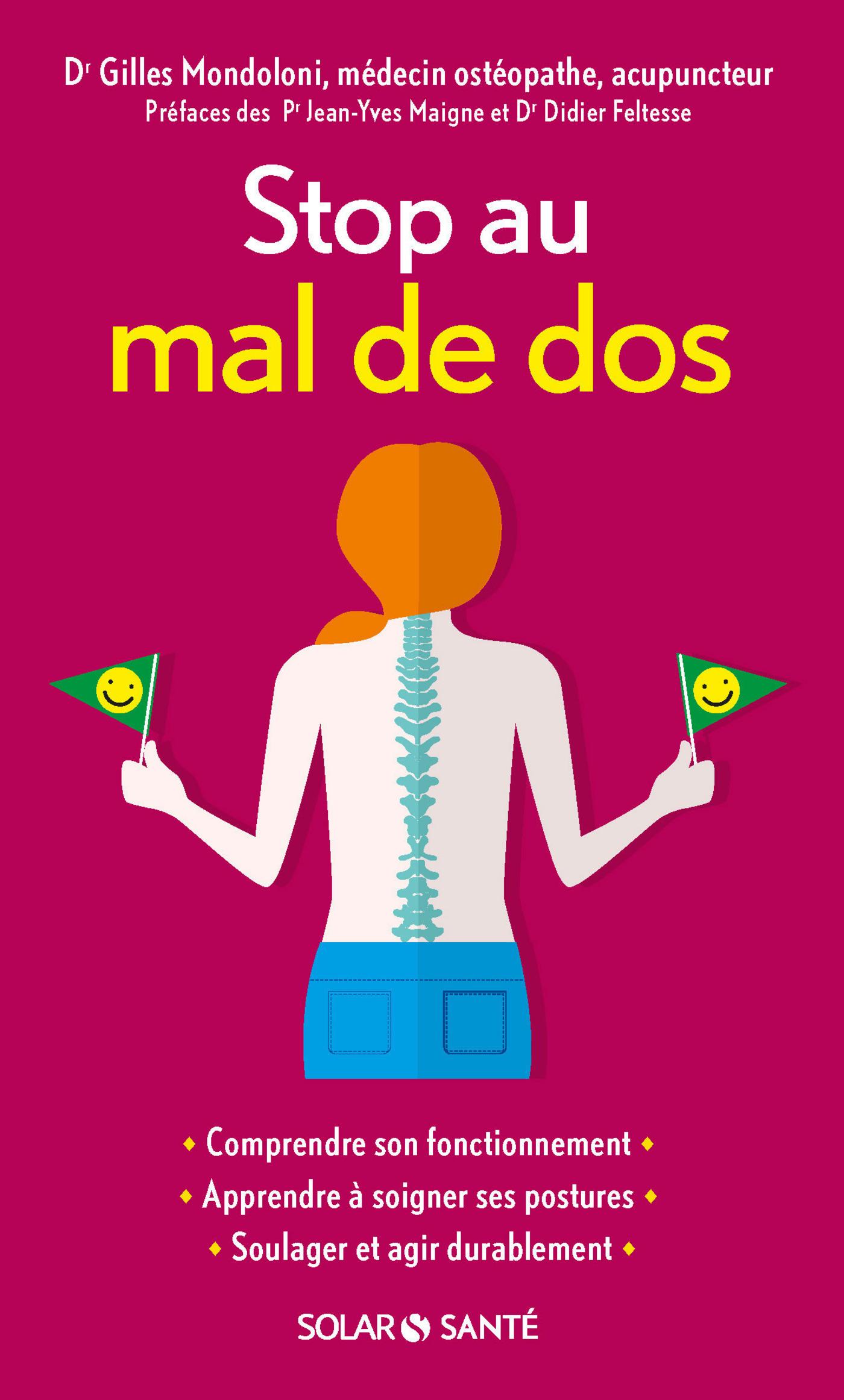 Stop au mal de dos (ebook)
