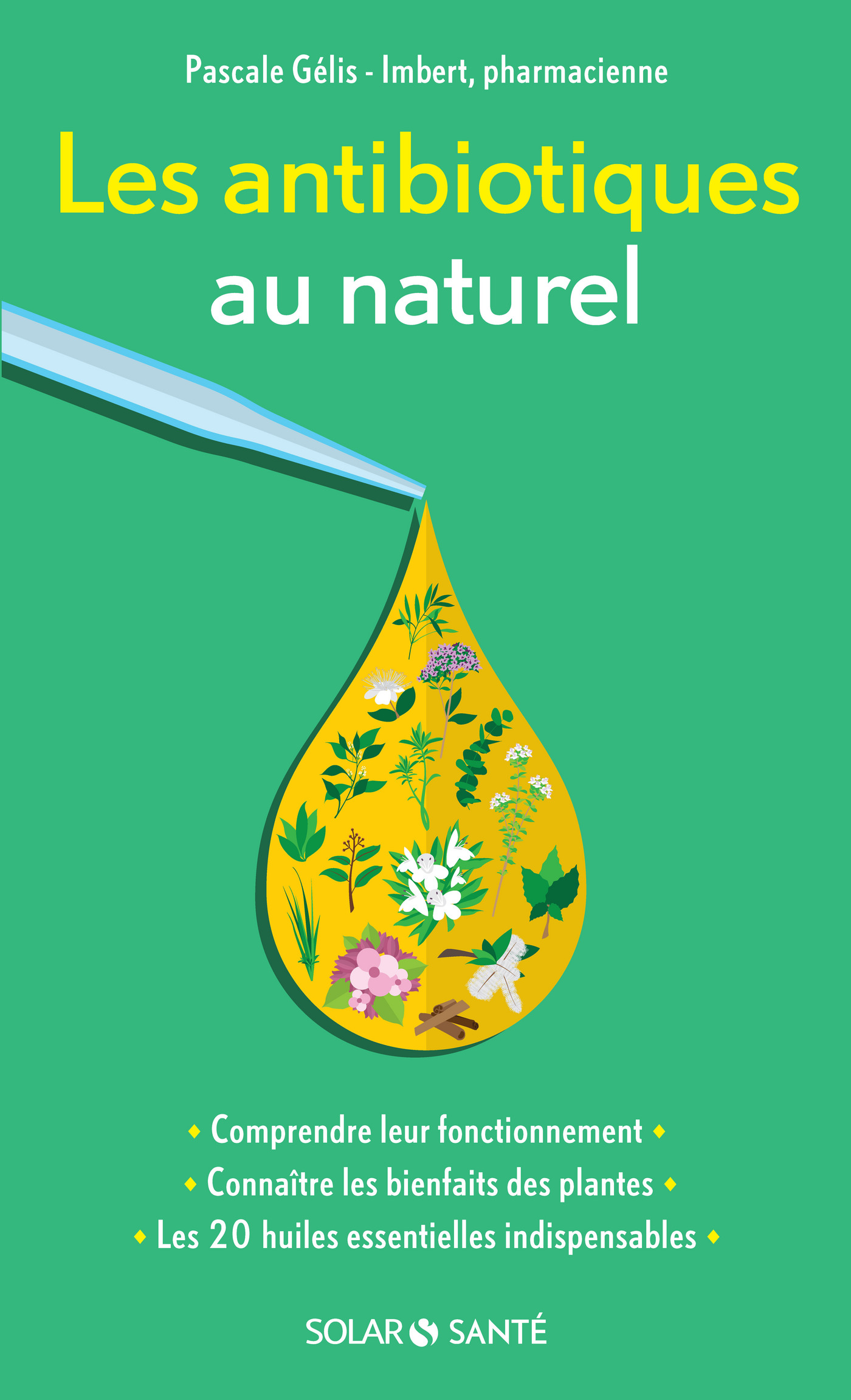 Les antibiotiques au naturel (ebook)